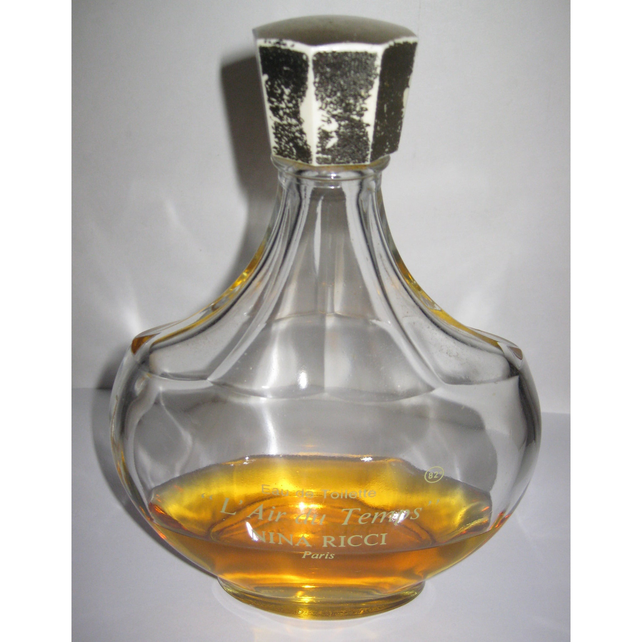 Vintage L'air du Temps Eau De Toilette Display Bottle