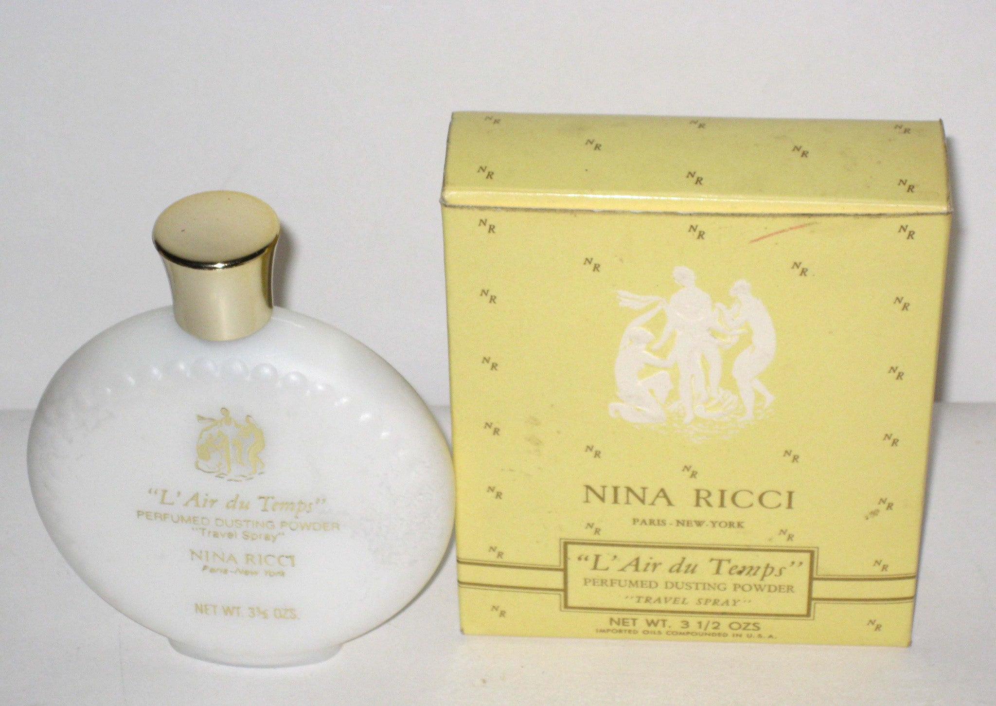 Nina Ricci L'air Du Temps Perfumed Powder