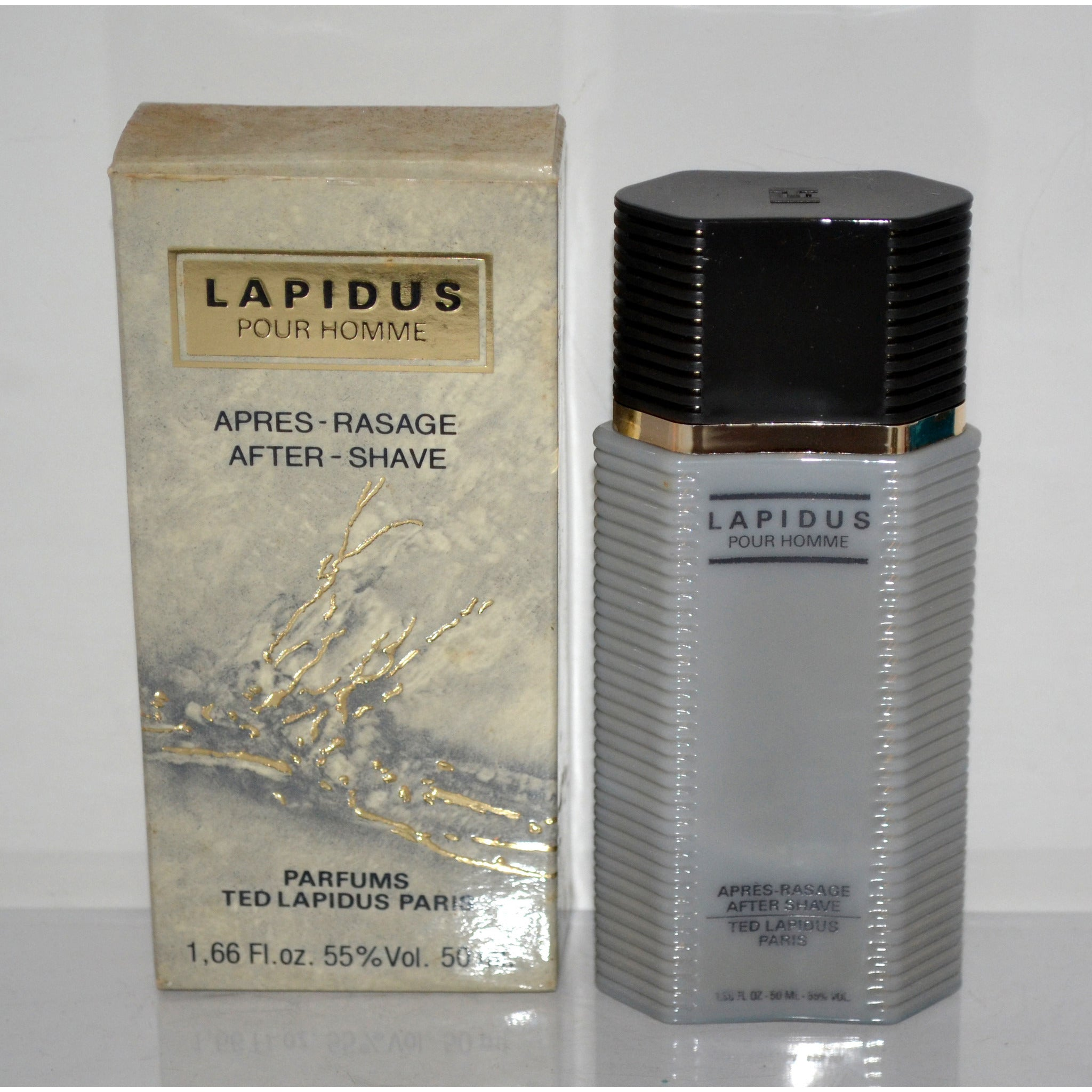 Vintage Lapidus Pour Homme After Shave Quirkyfinds
