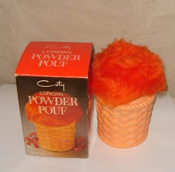 Coty L'Origan Powder Pouf