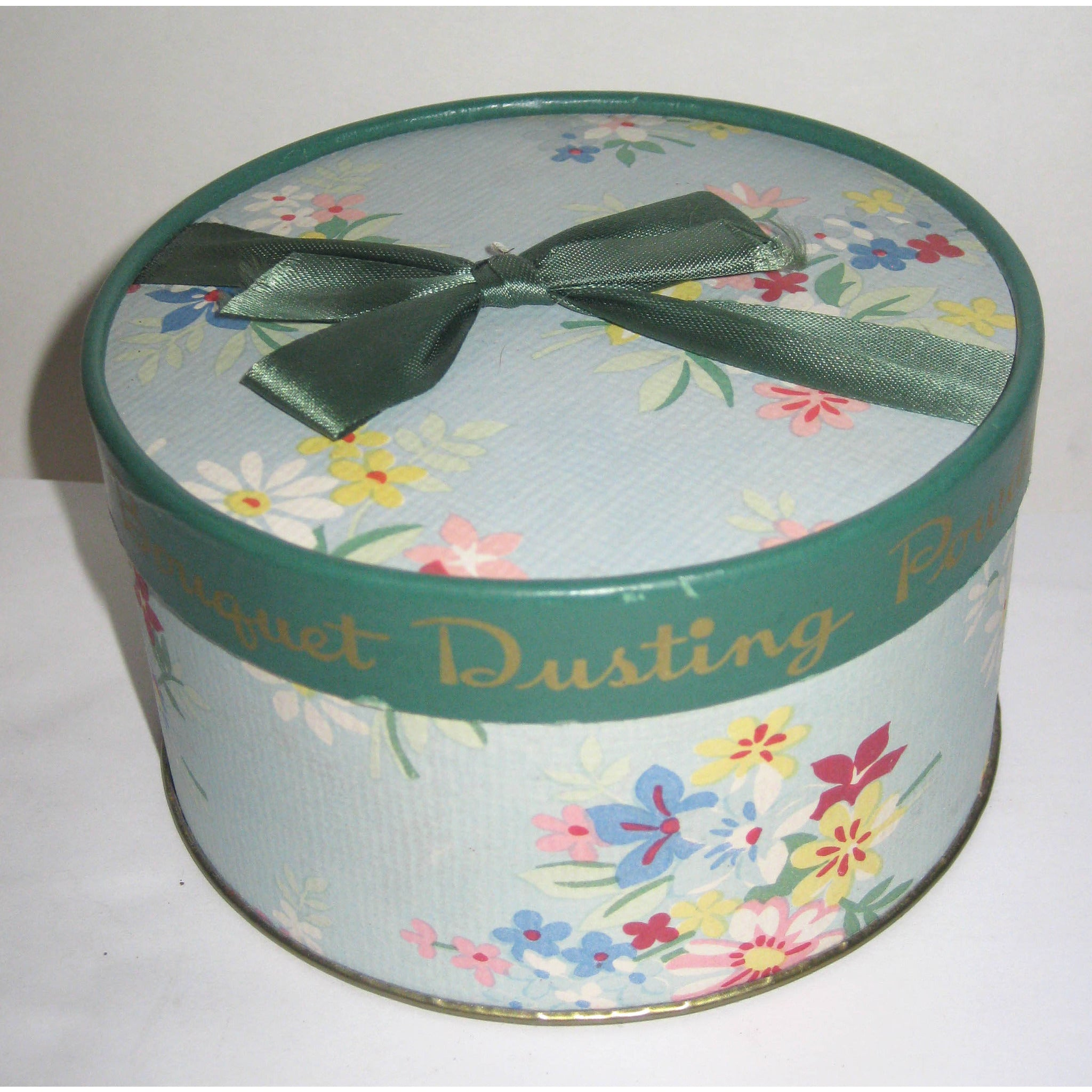 Vintage Bouquet Dusting Powder By Luxor