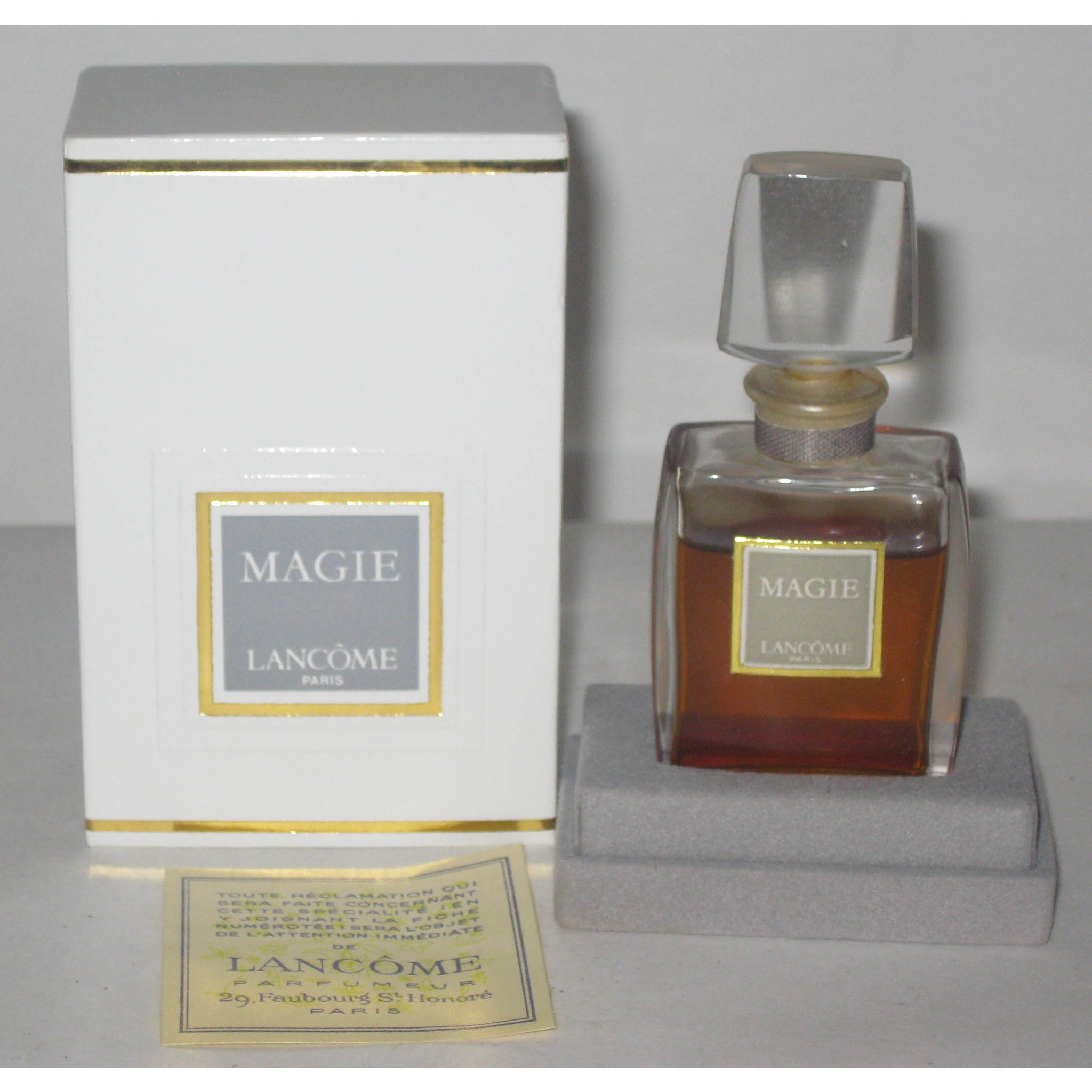 Vintage Magie Perfume By Lancome