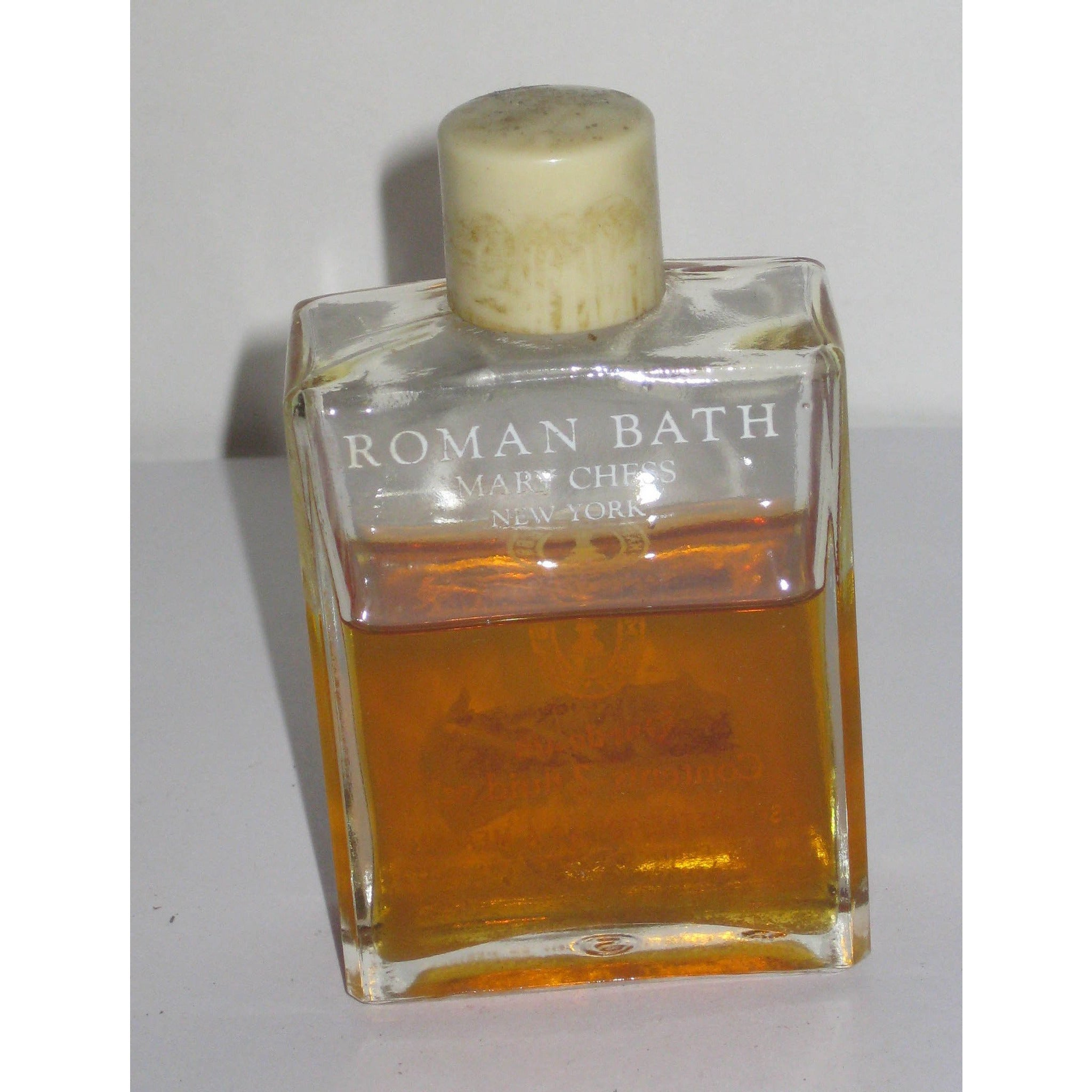 Vintage Gardenia Roman Bath Perfume By Mary Chess