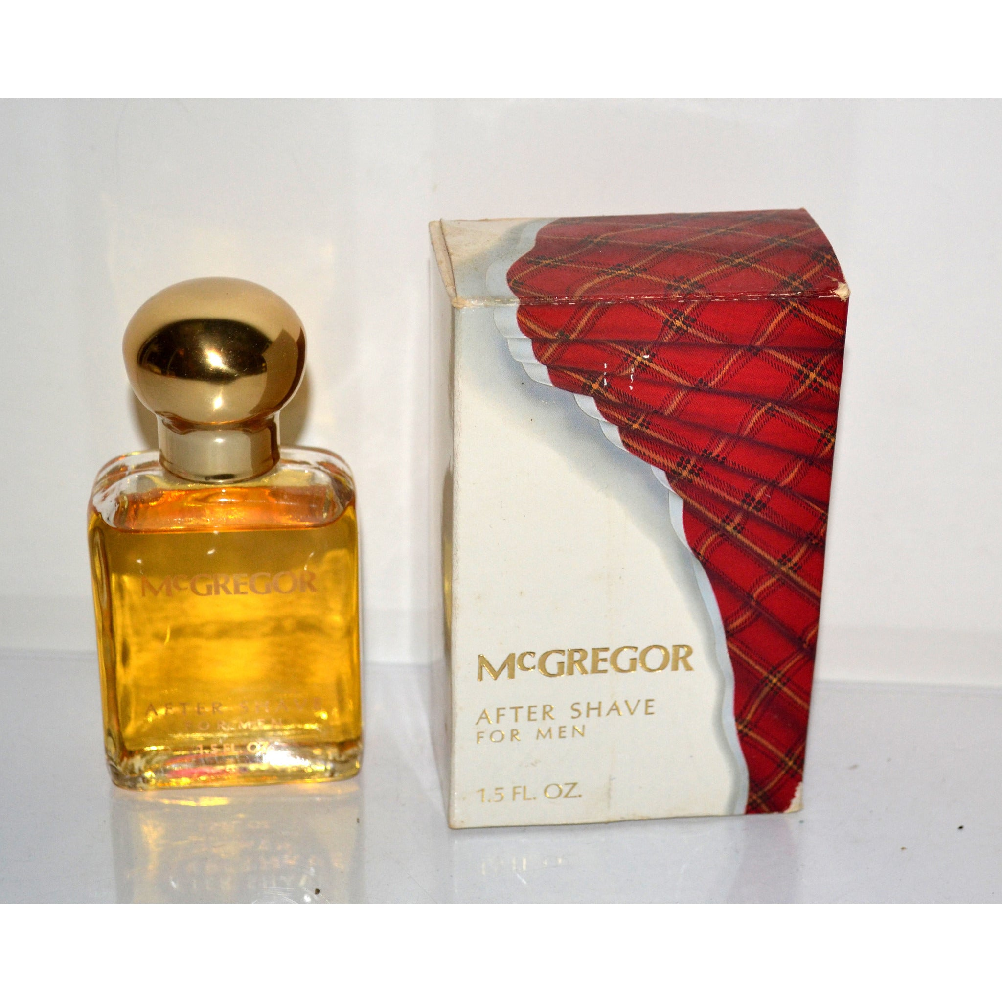 Vintage McGregor After Shave By Faberge