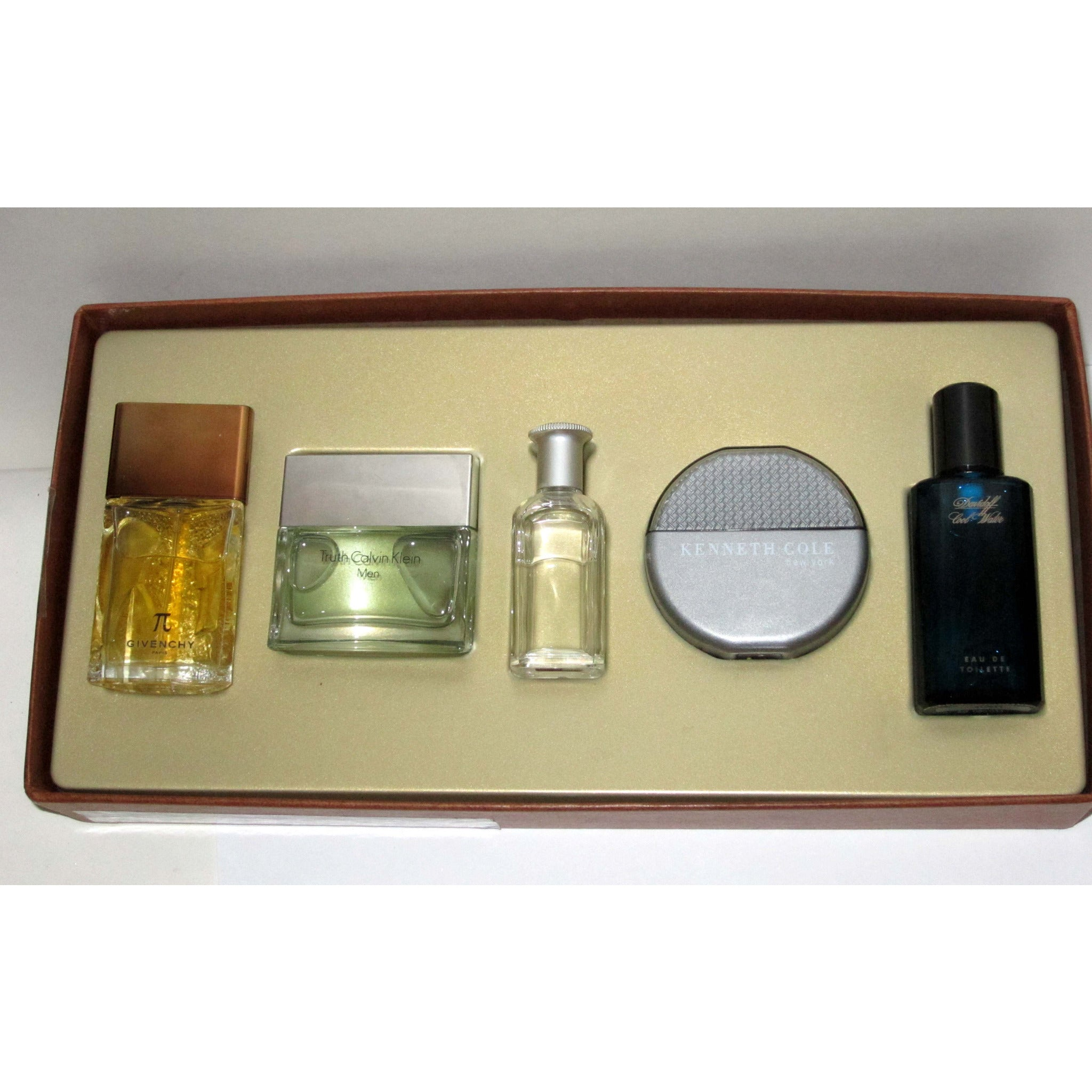 Vintage Men's Variety Cologne Gift Set