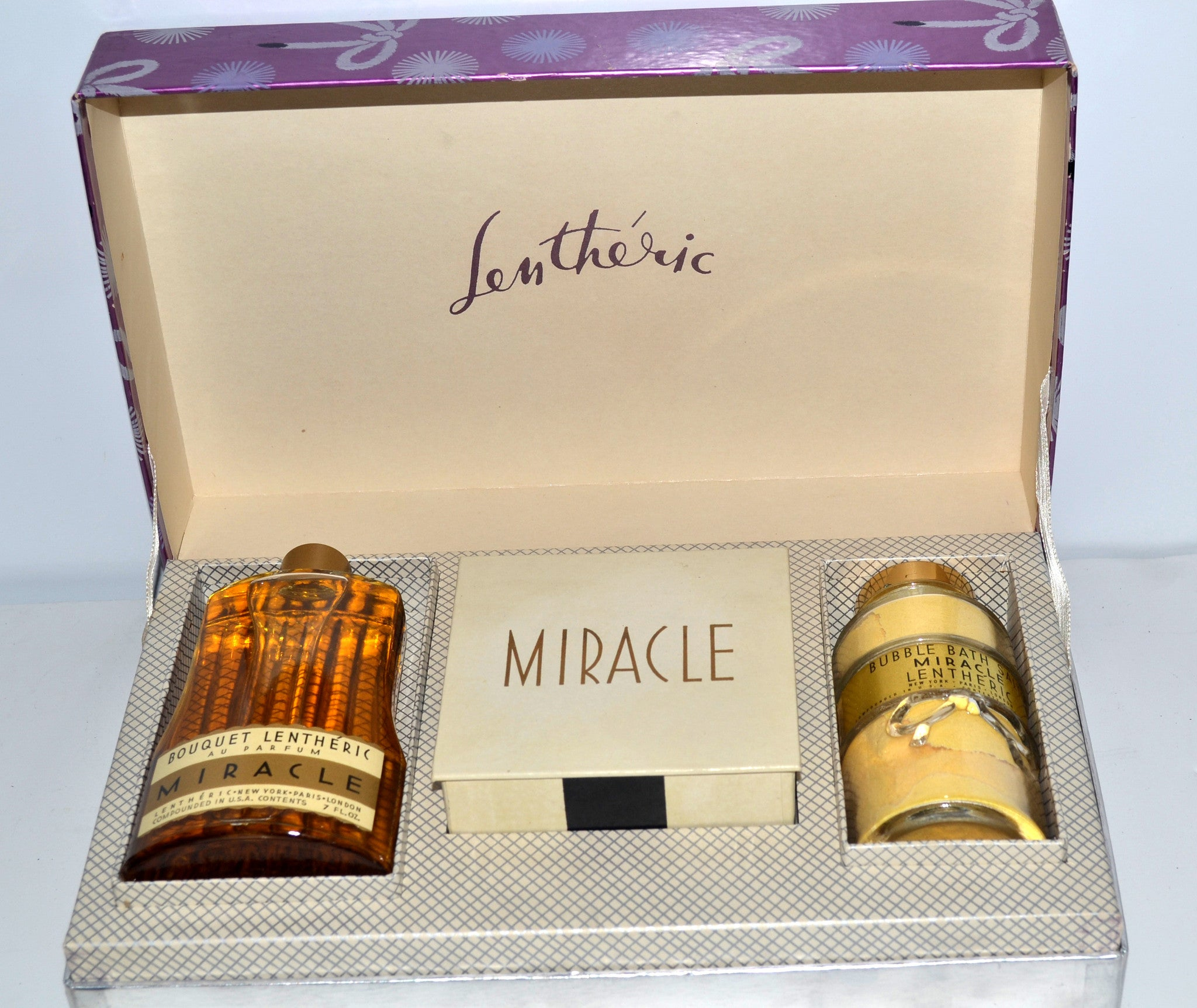 Lentheric Miracle Perfume Coffret Set