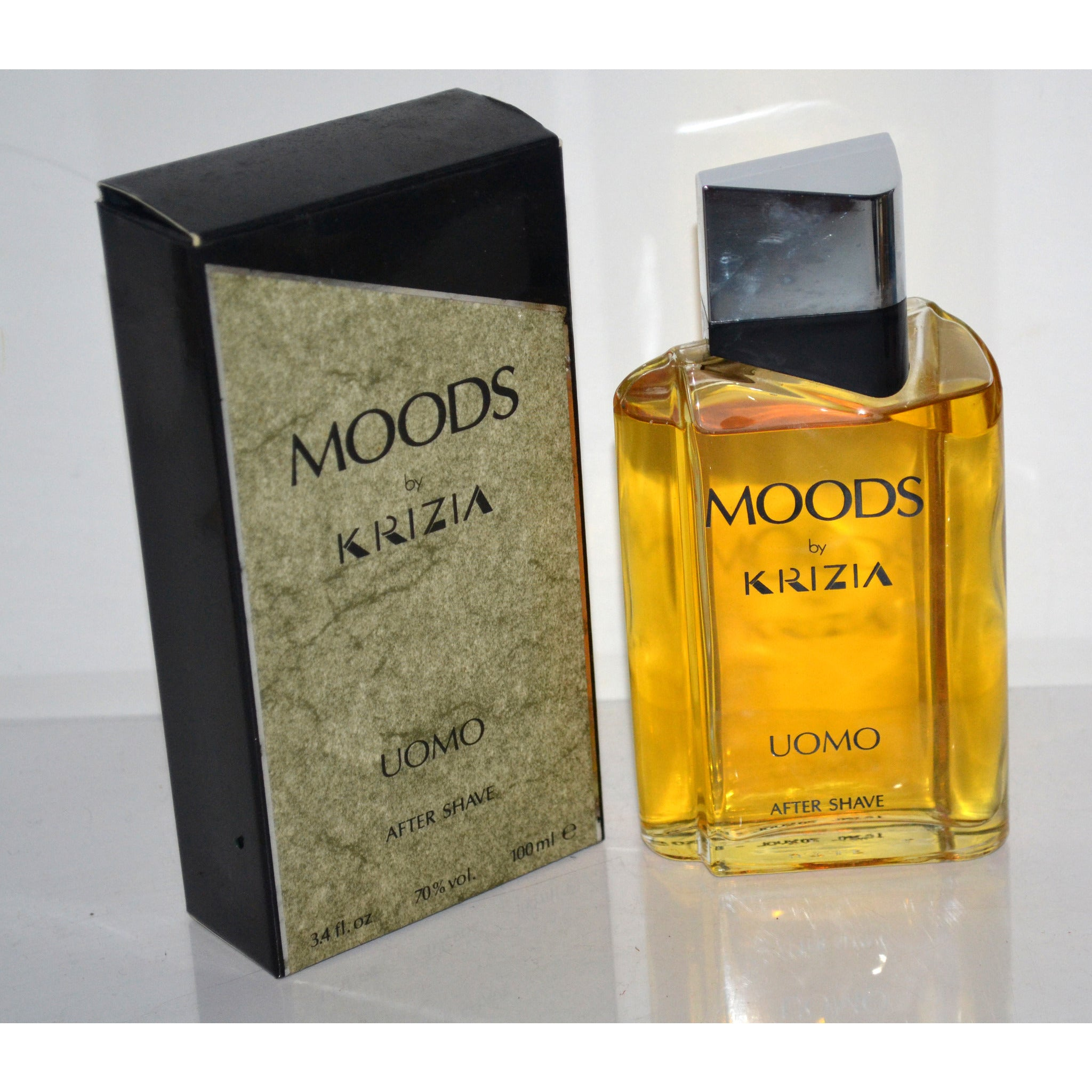 Vintage Moods After Shave By Krizia