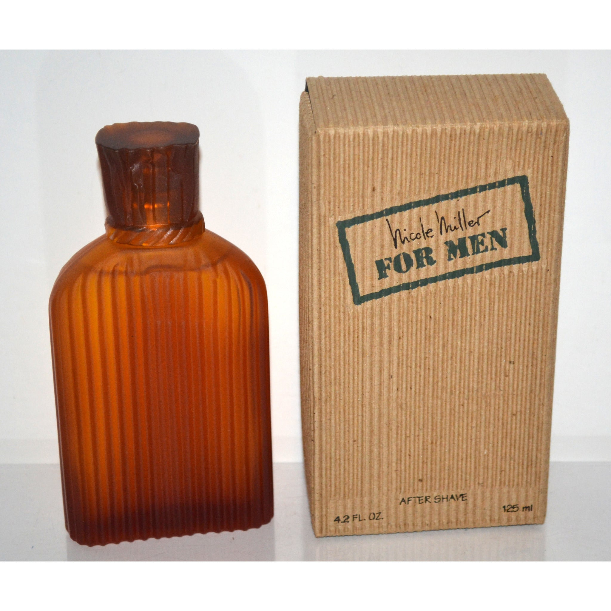 Discontinued Nicole Miller For Men After Shave