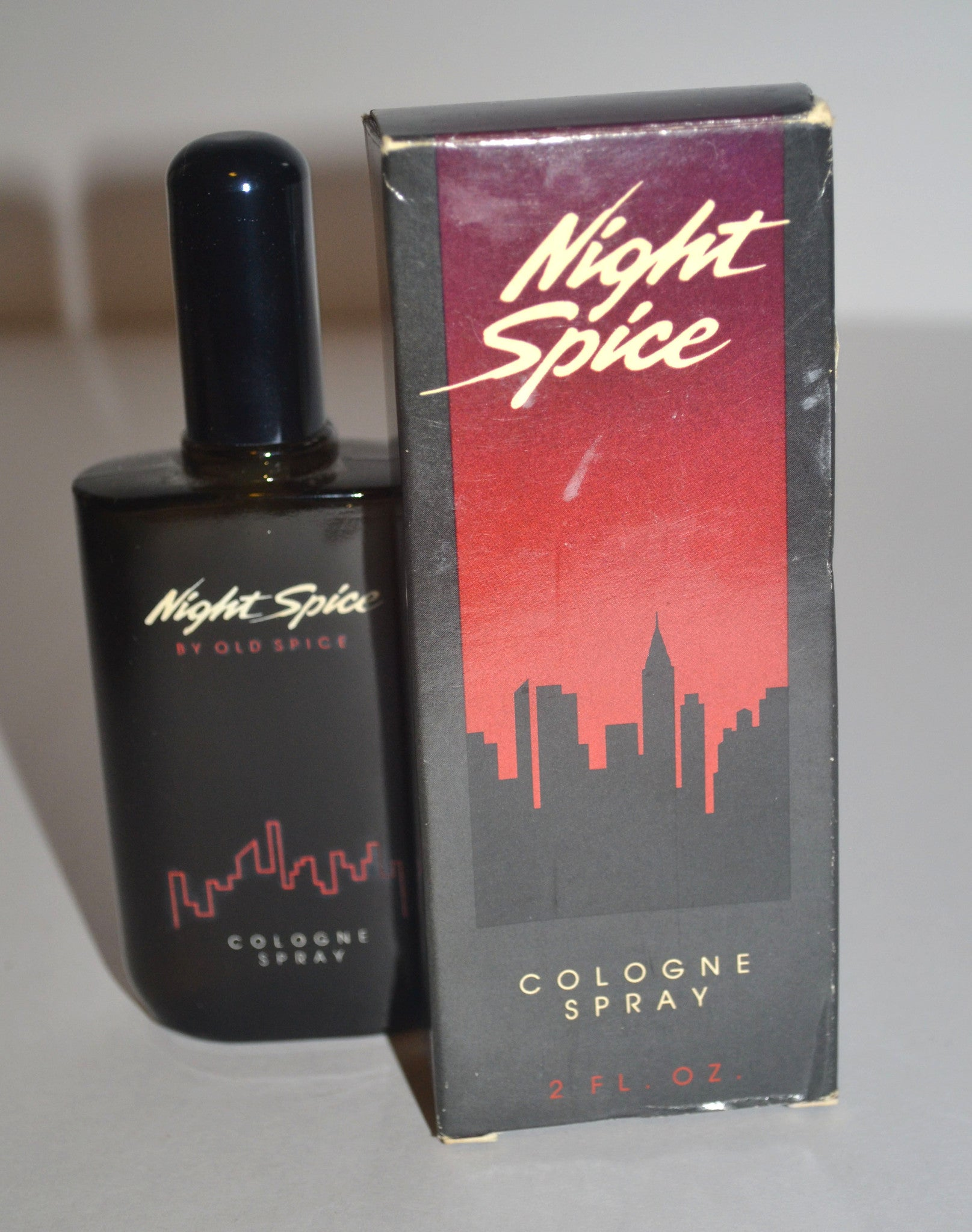 Night Spice Old Spice Cologne By Shulton