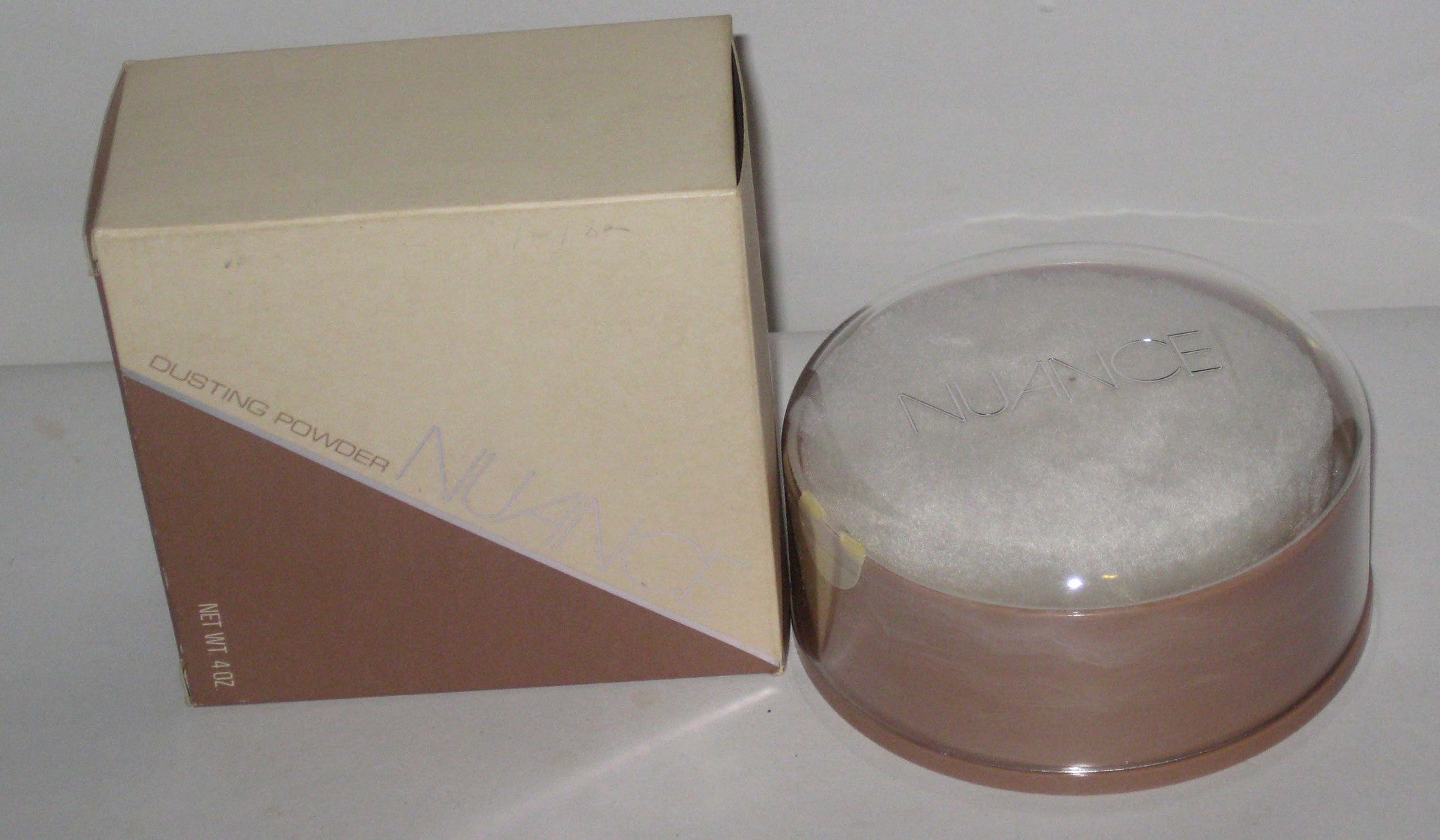 Coty Nuance Dusting Powder