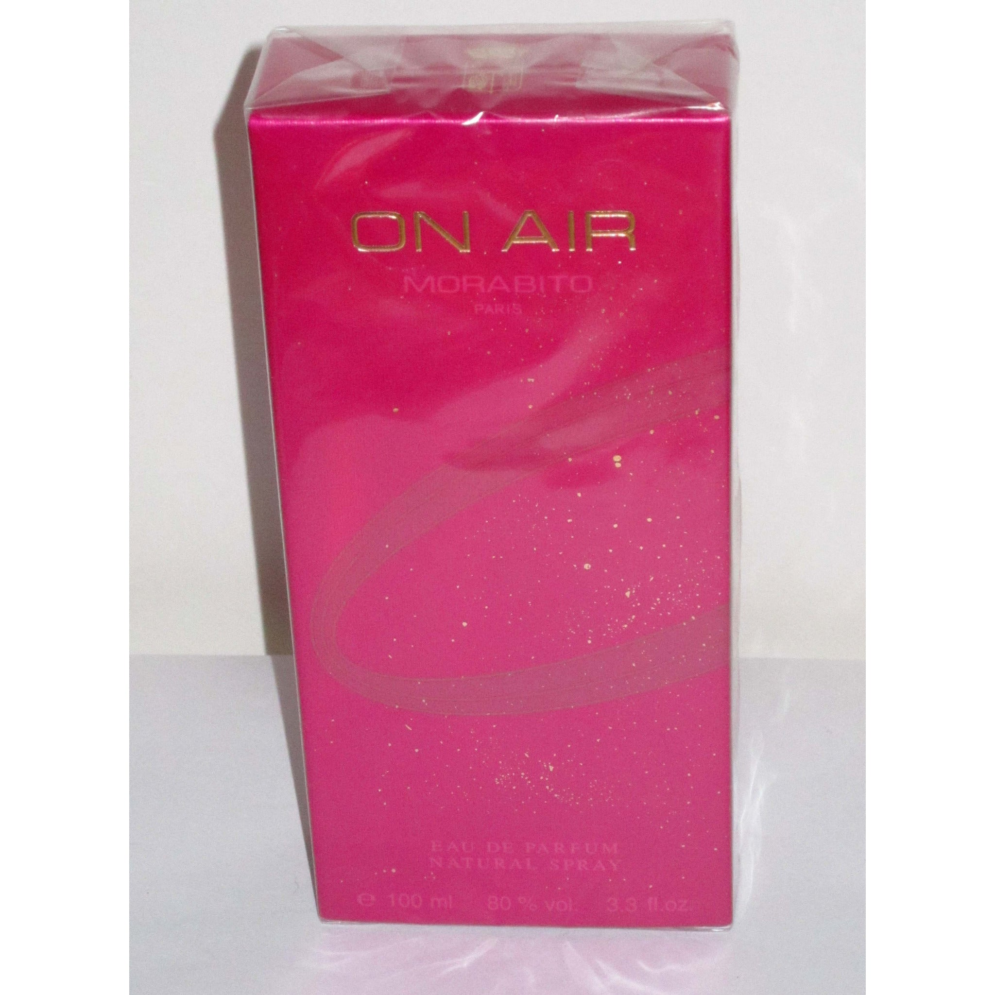On Air Eau De Parfum By Morabito