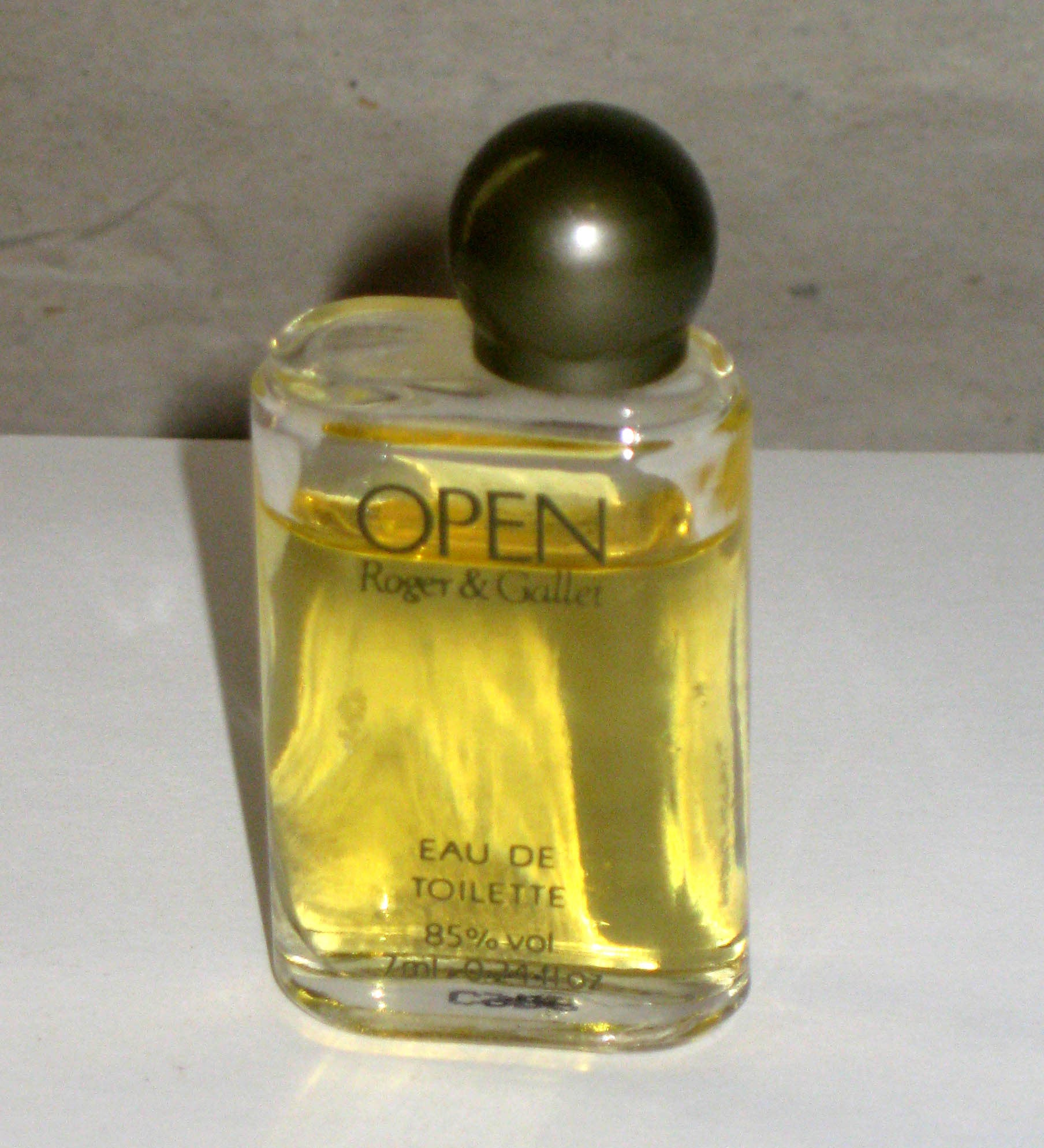 Roger & Gallet Open Eau de Toilette Mini
