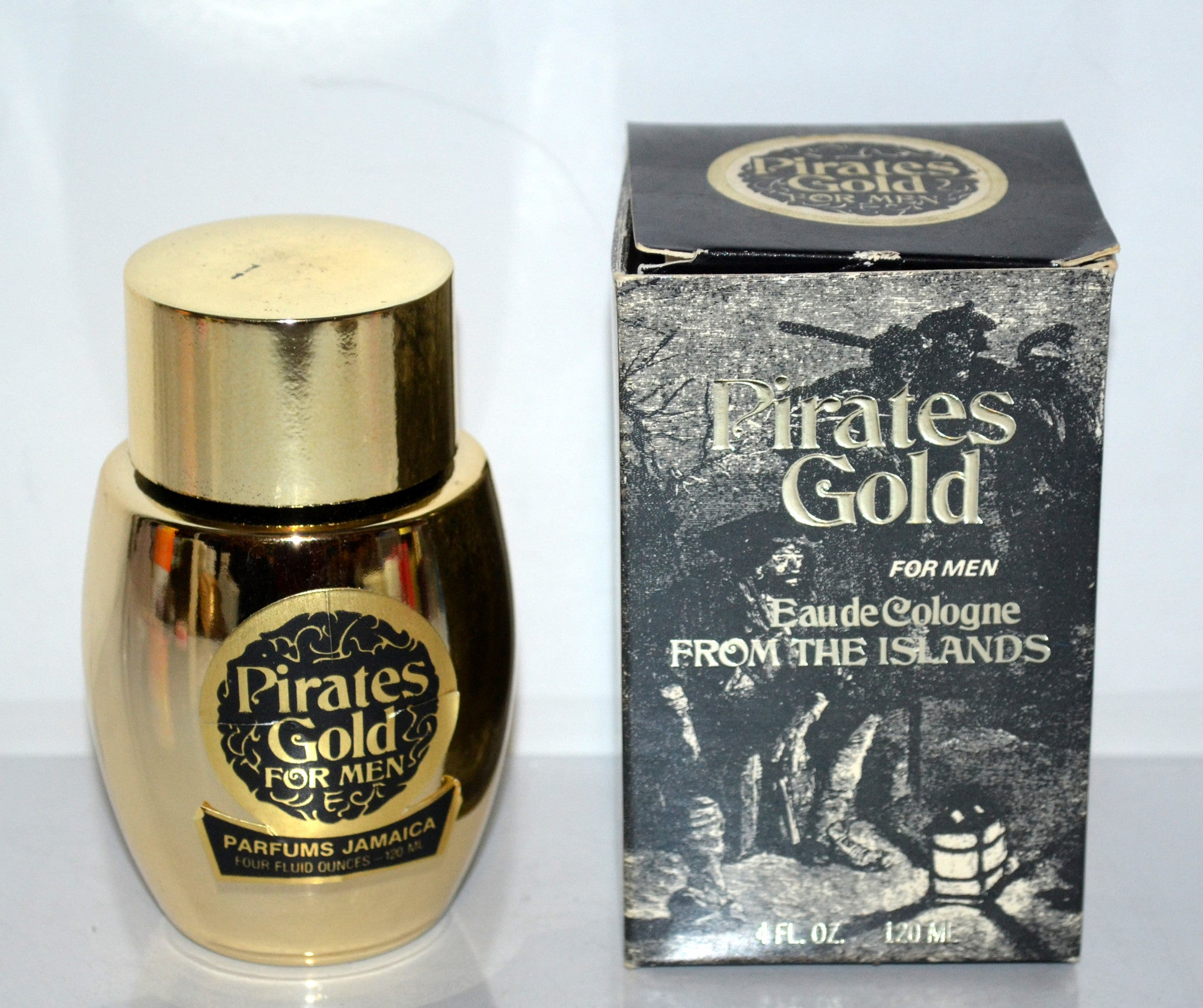 The Islands Pirates Gold For Men Eau De Cologne