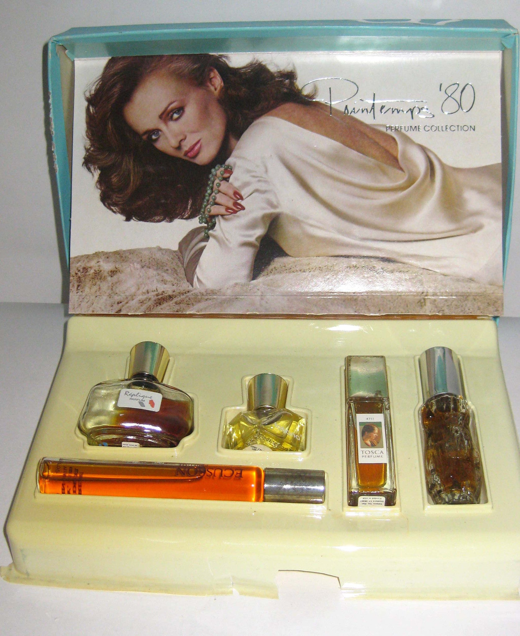 Printemps 80' Perfume Collection