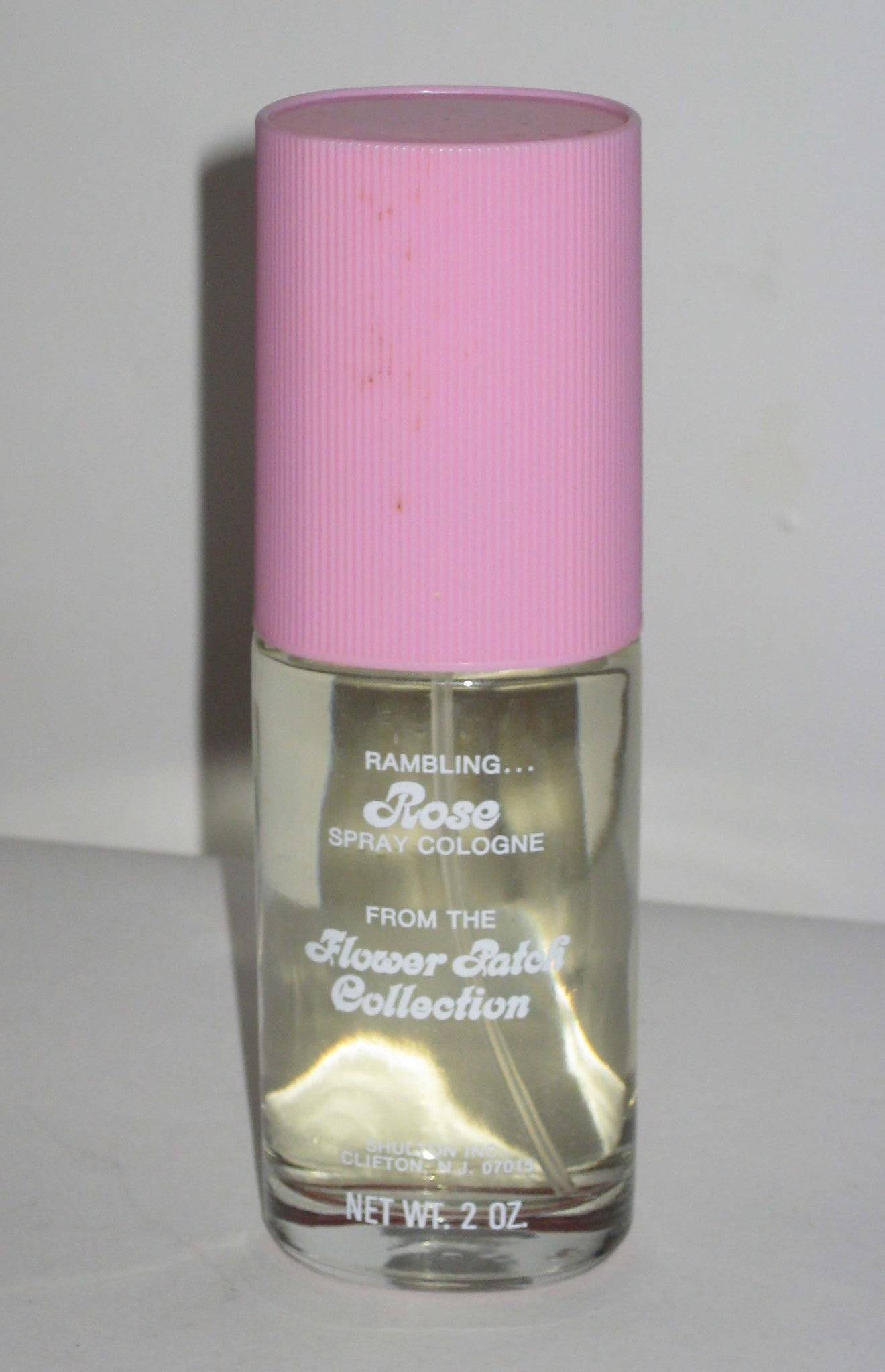 Vintage Rambling Rose Cologne