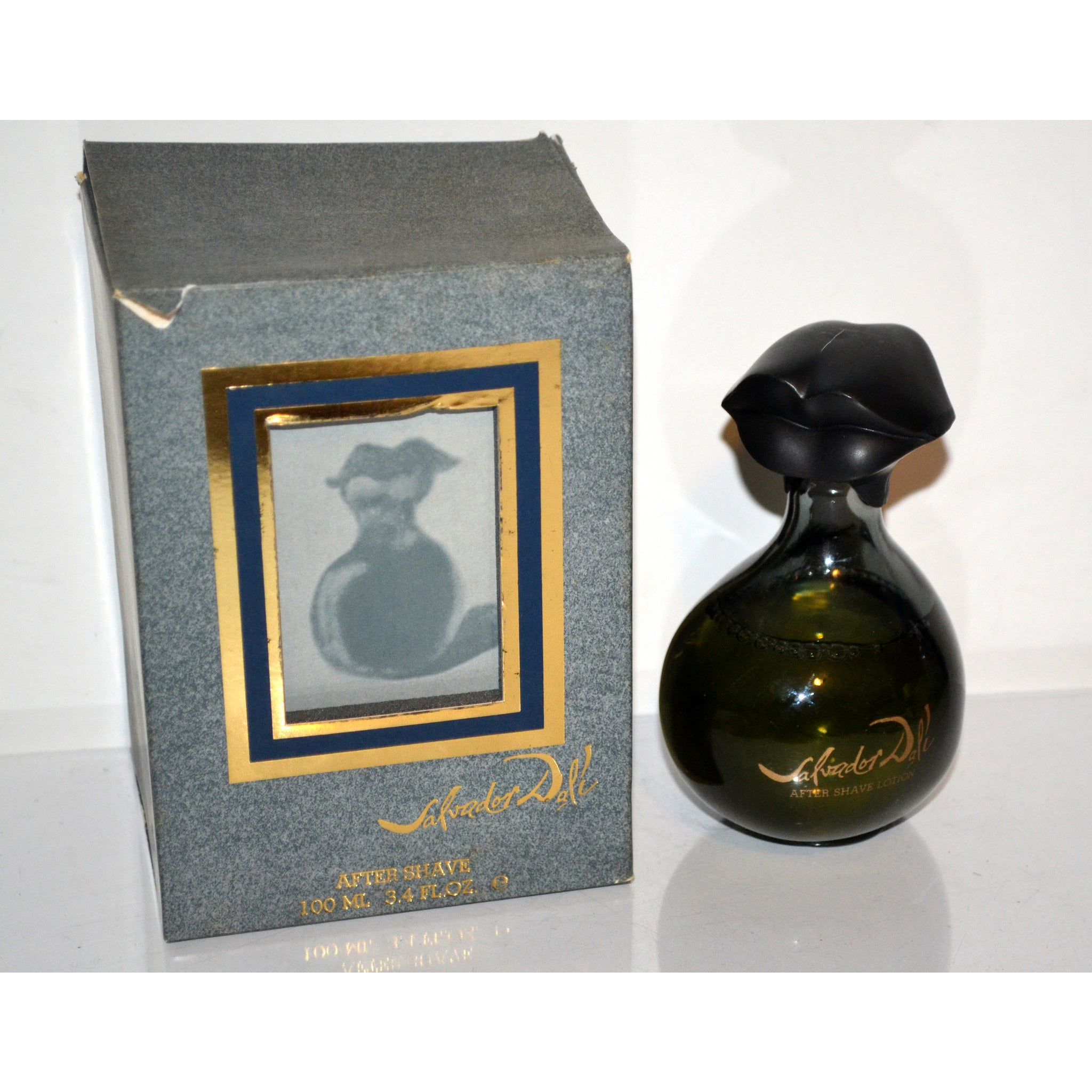 Vintage Salvador Dali After Shave