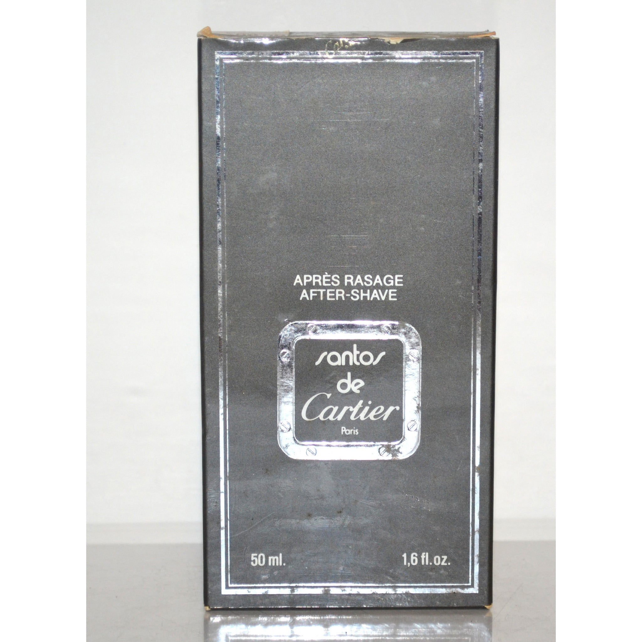 Original Santos de Cartier After Shave