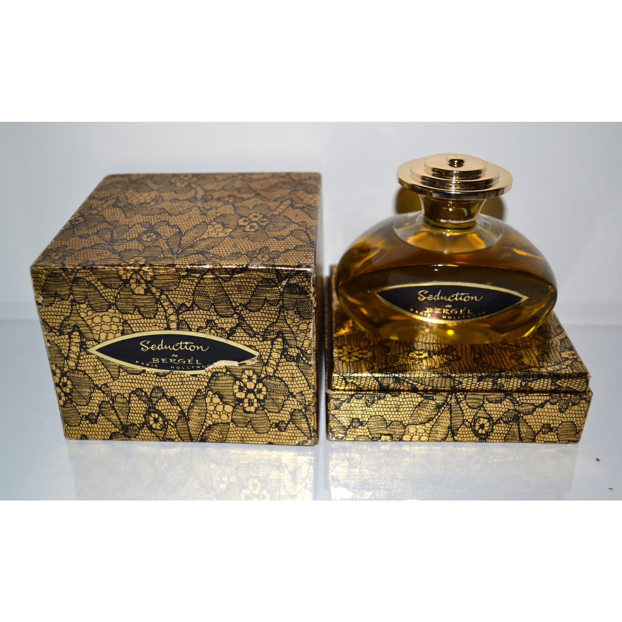 Vintage Seduction Eau De Parfum By Bergel