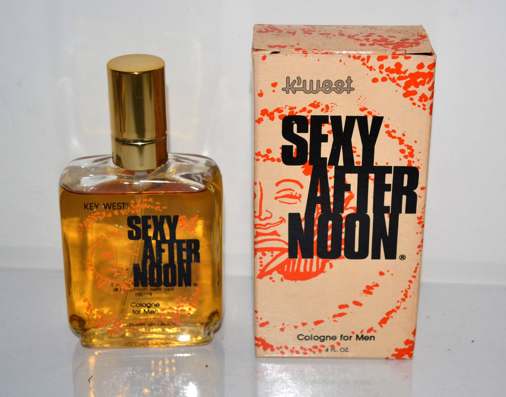 K West Sexy After Noon Cologne For Men