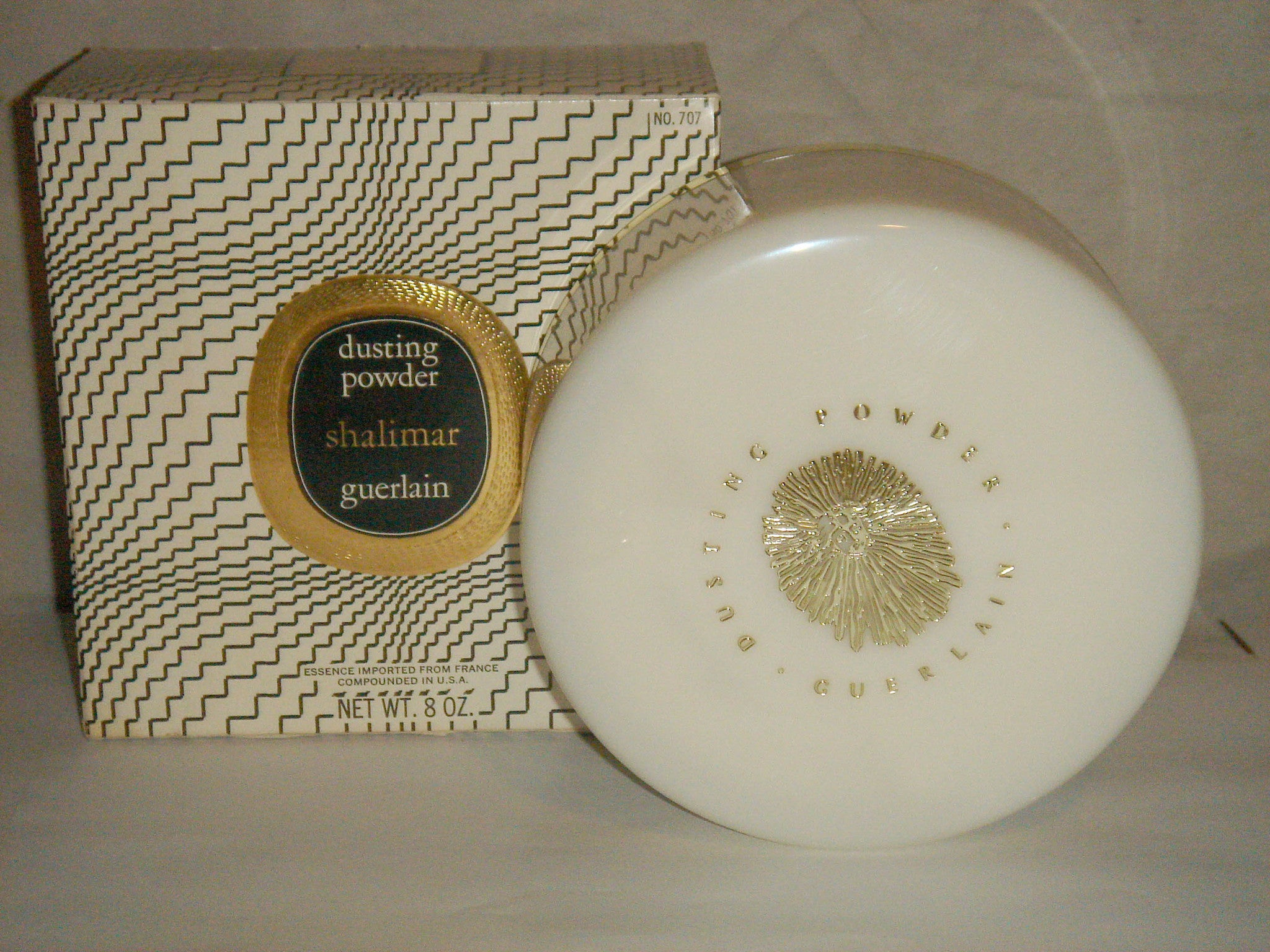 Guerlain Shalimar Dusting Powder