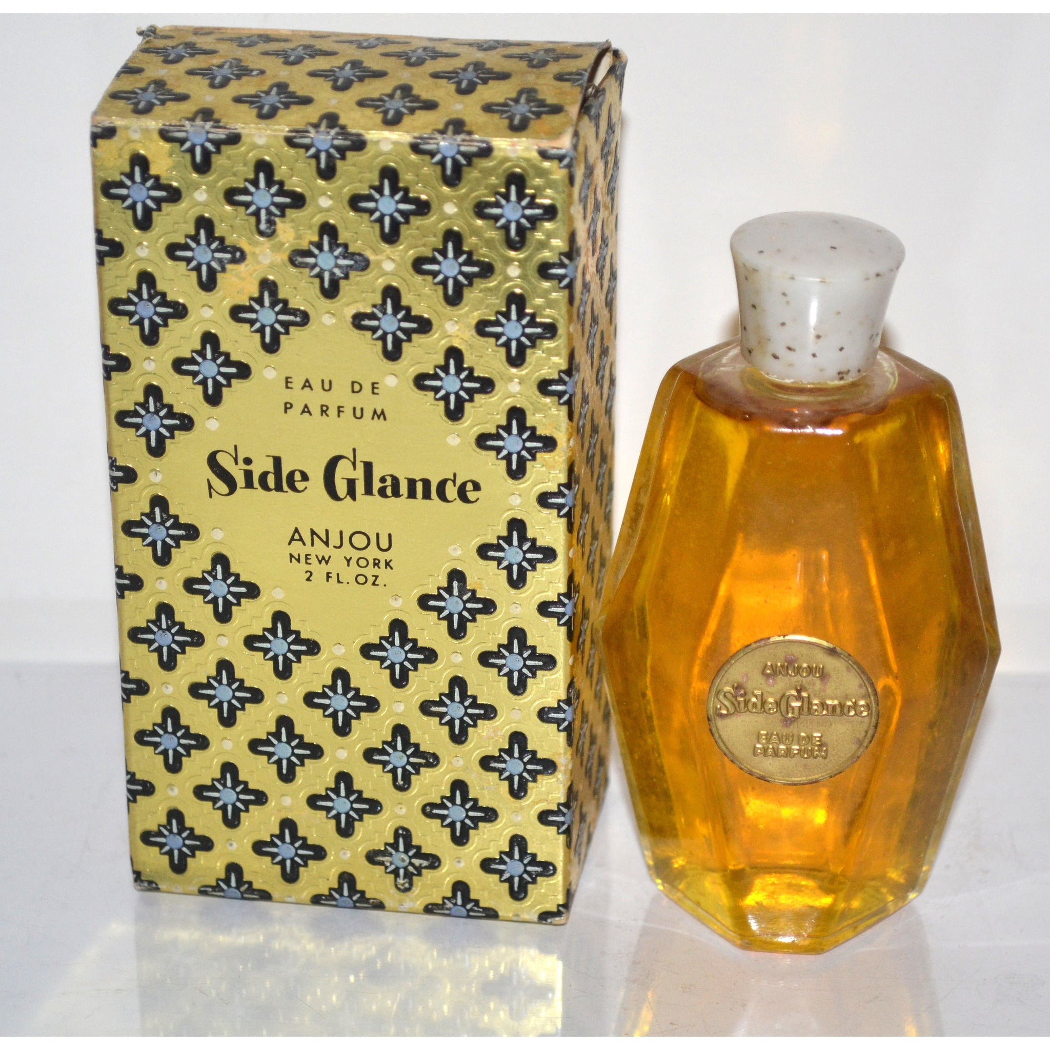 Vintage Side Glance Eau De Parfum By Anjou