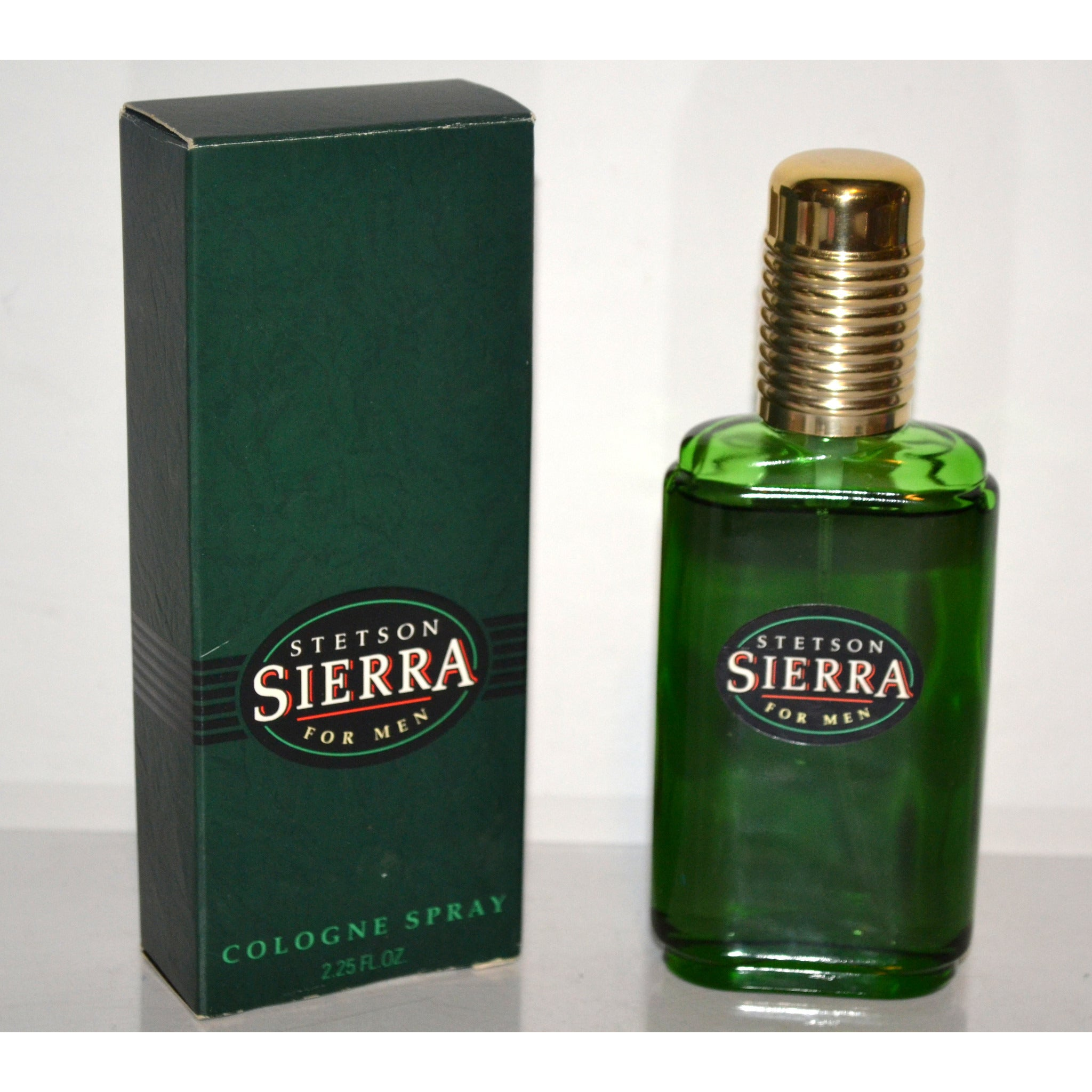 Vintage Sierra For Men Cologne By Stetson