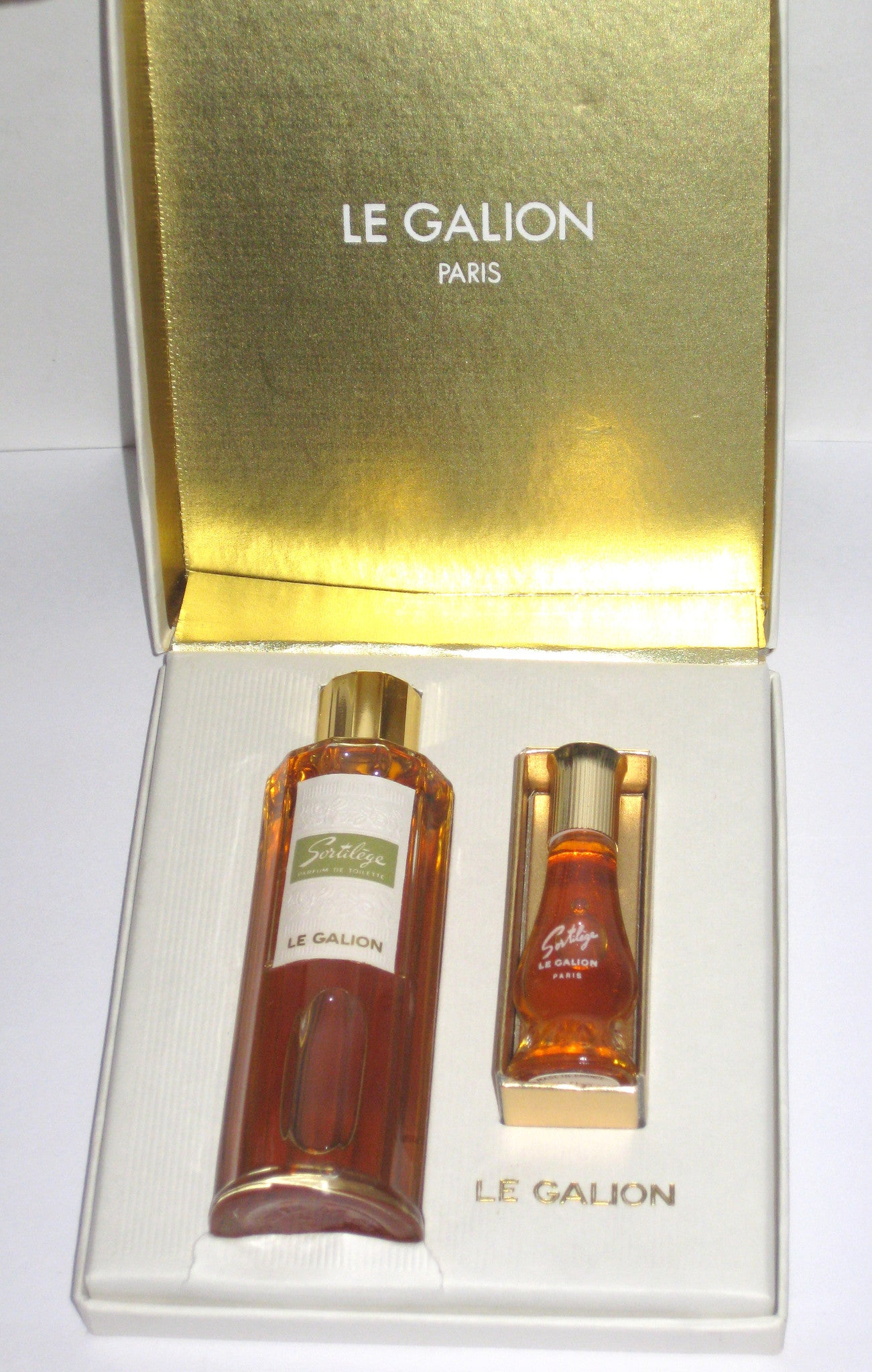 Le Galion Sortilege Parfum Set