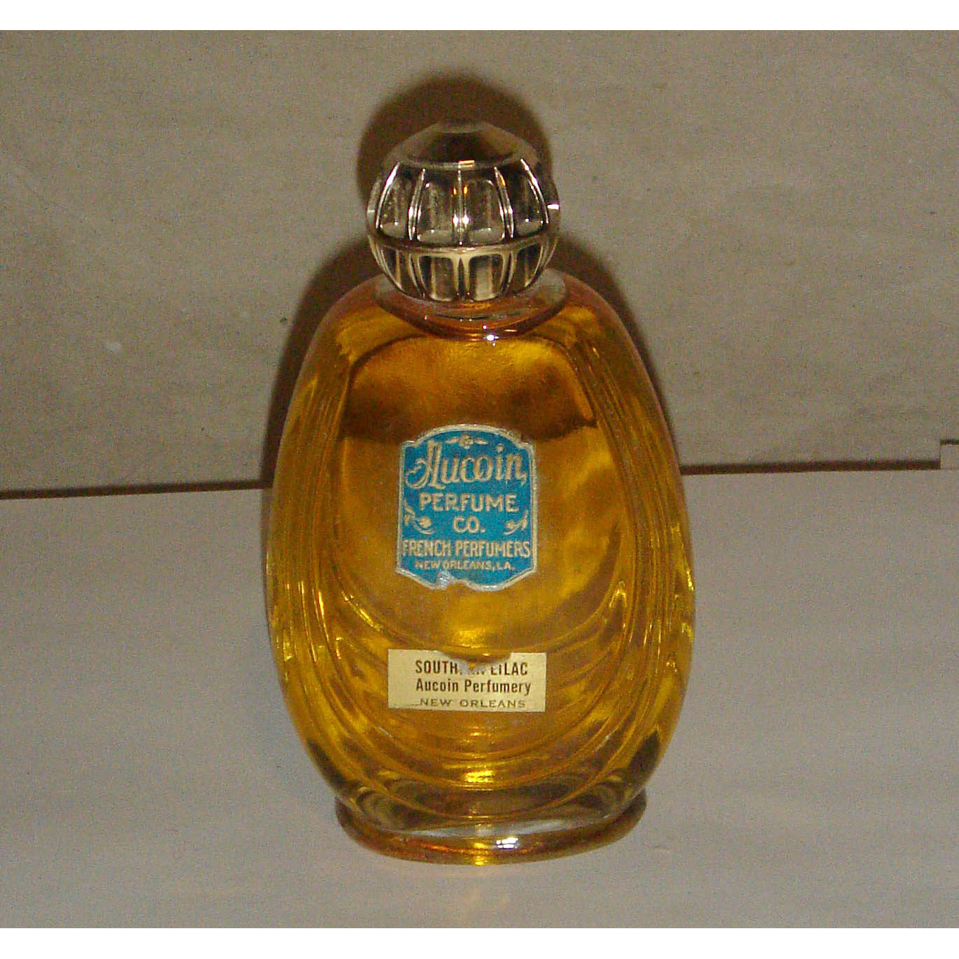 Vintage  Aucoin Southern Lilacs Perfume