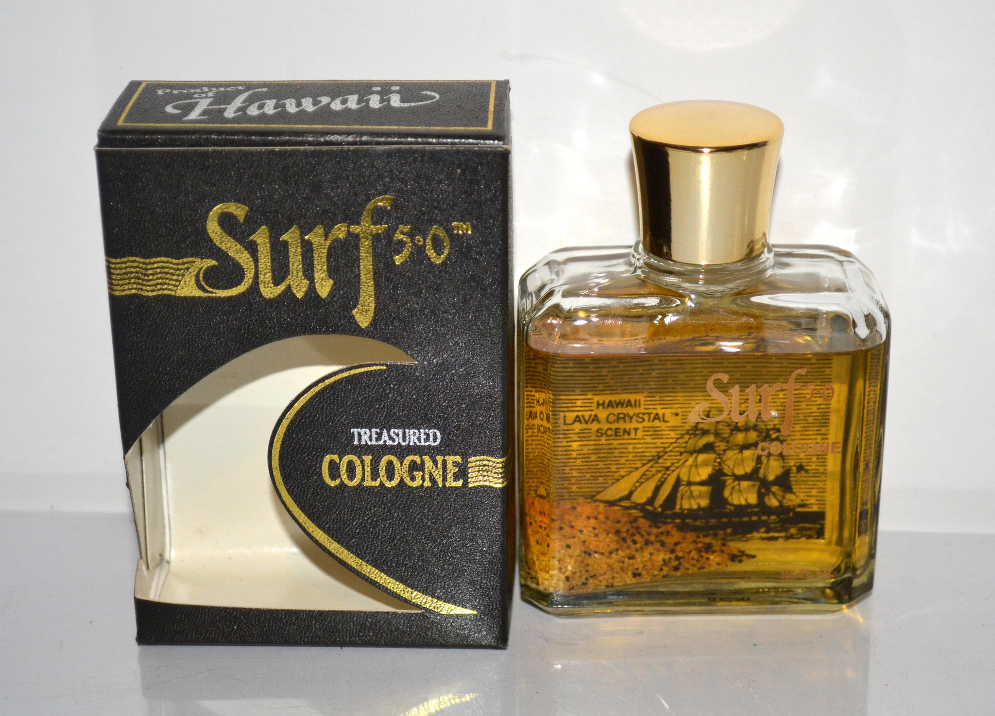 Products of Havana Surf 5.0 Treasured Cologne