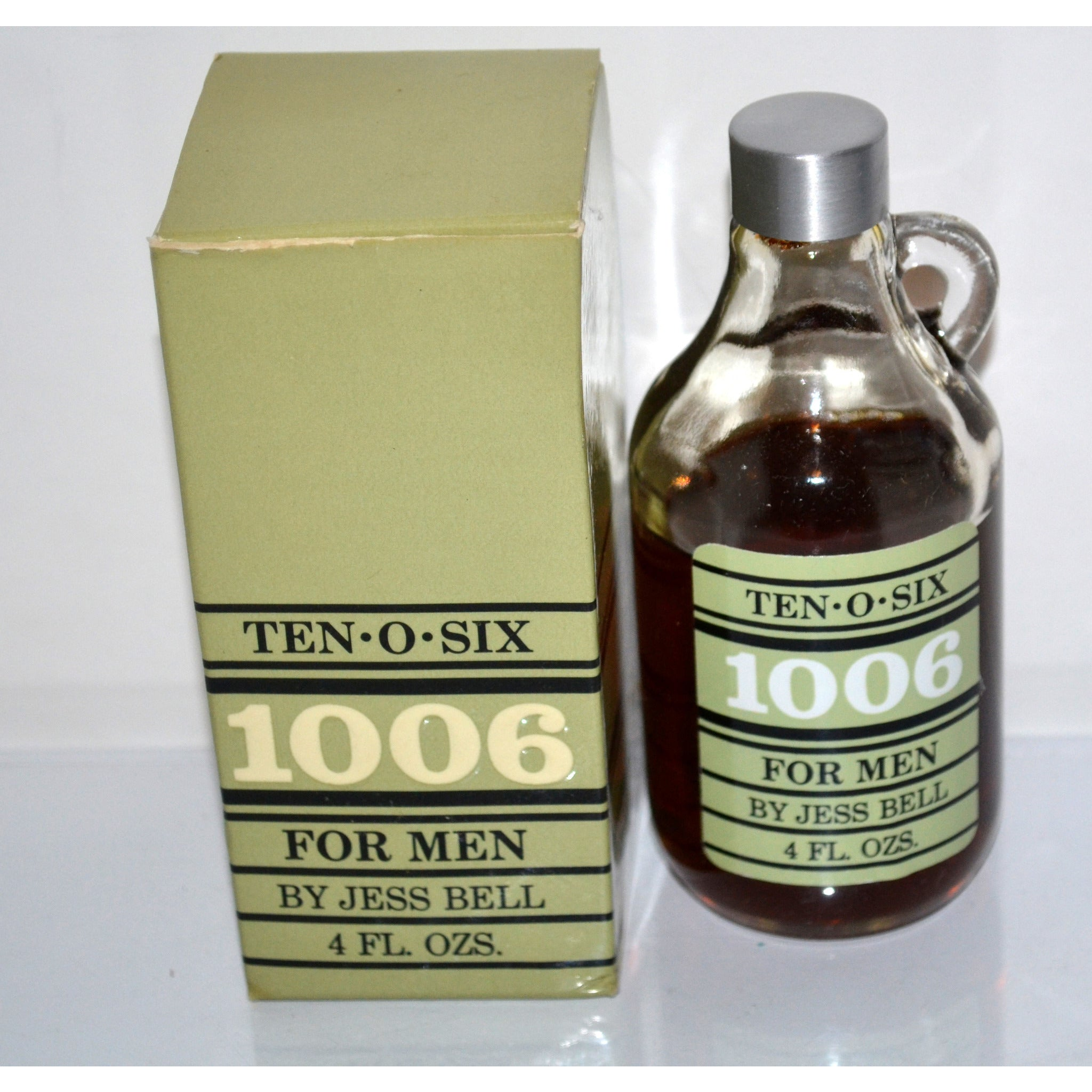 Vintage Ten-O-Six 1006 Cologne By Jess Bell