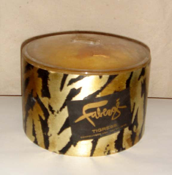 Faberge Tigress Dusting Powder