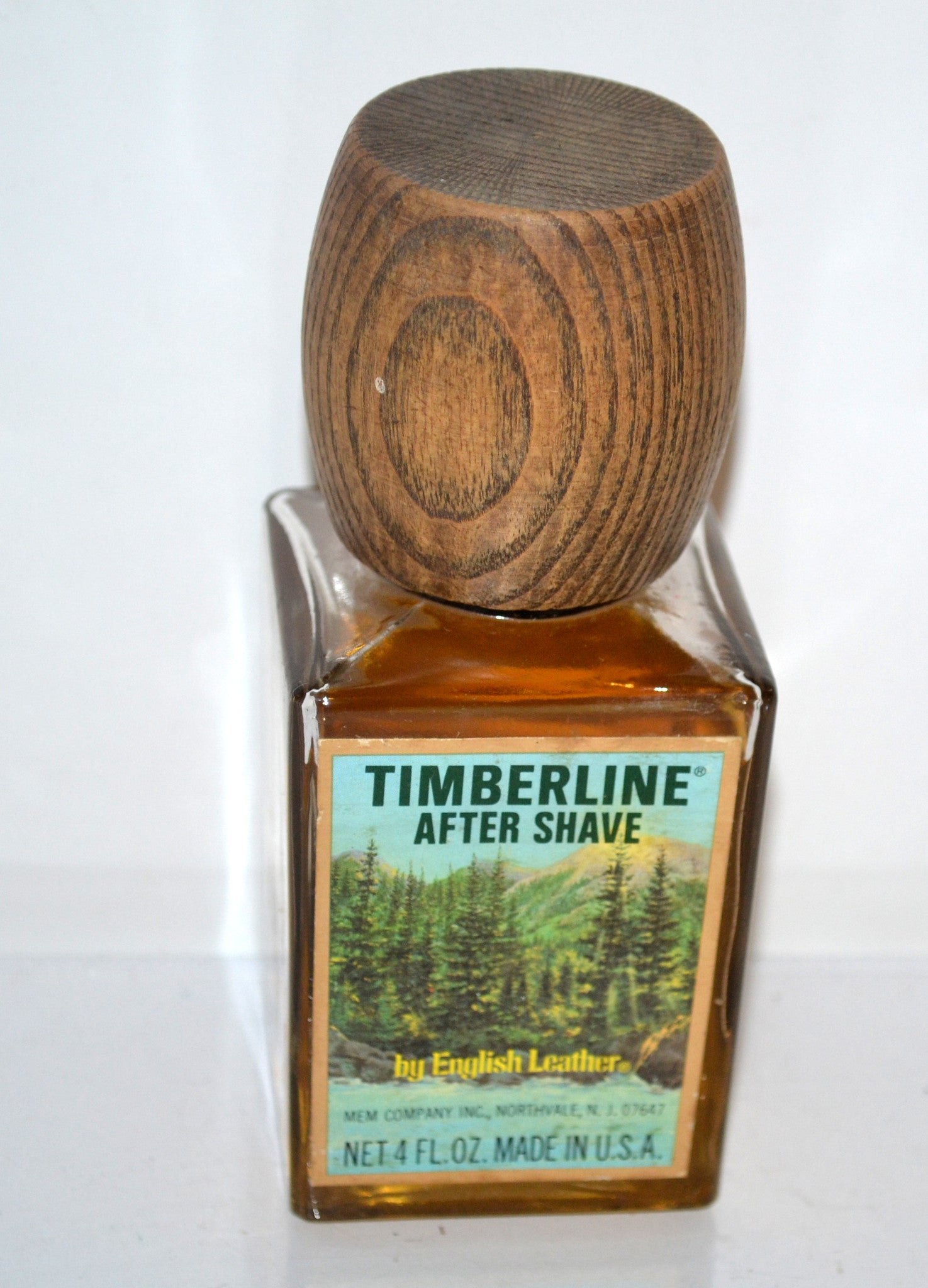 MEM English Leather Timberline After Shave
