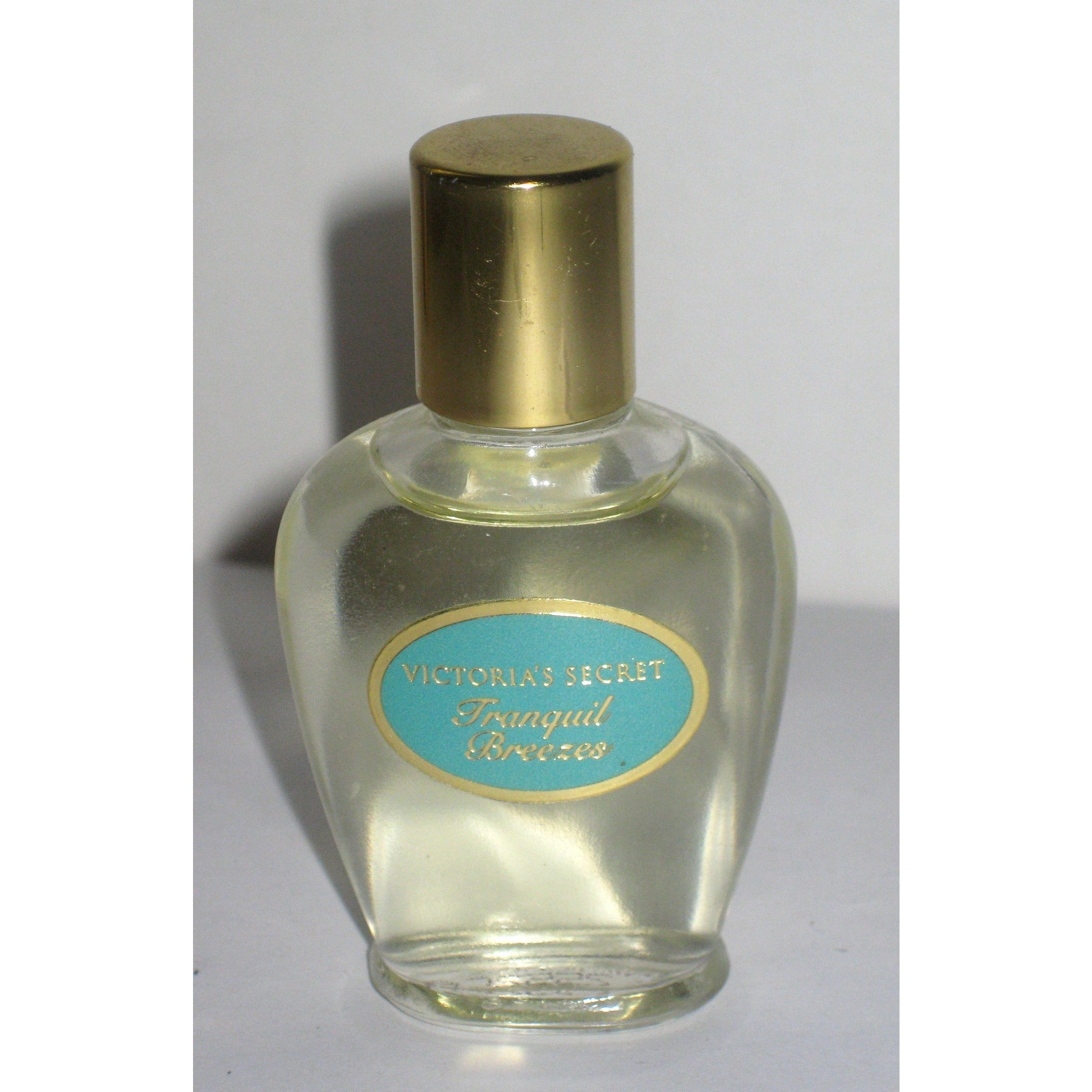 Vintage Victoria's Secret Traquil Breezes Cologne