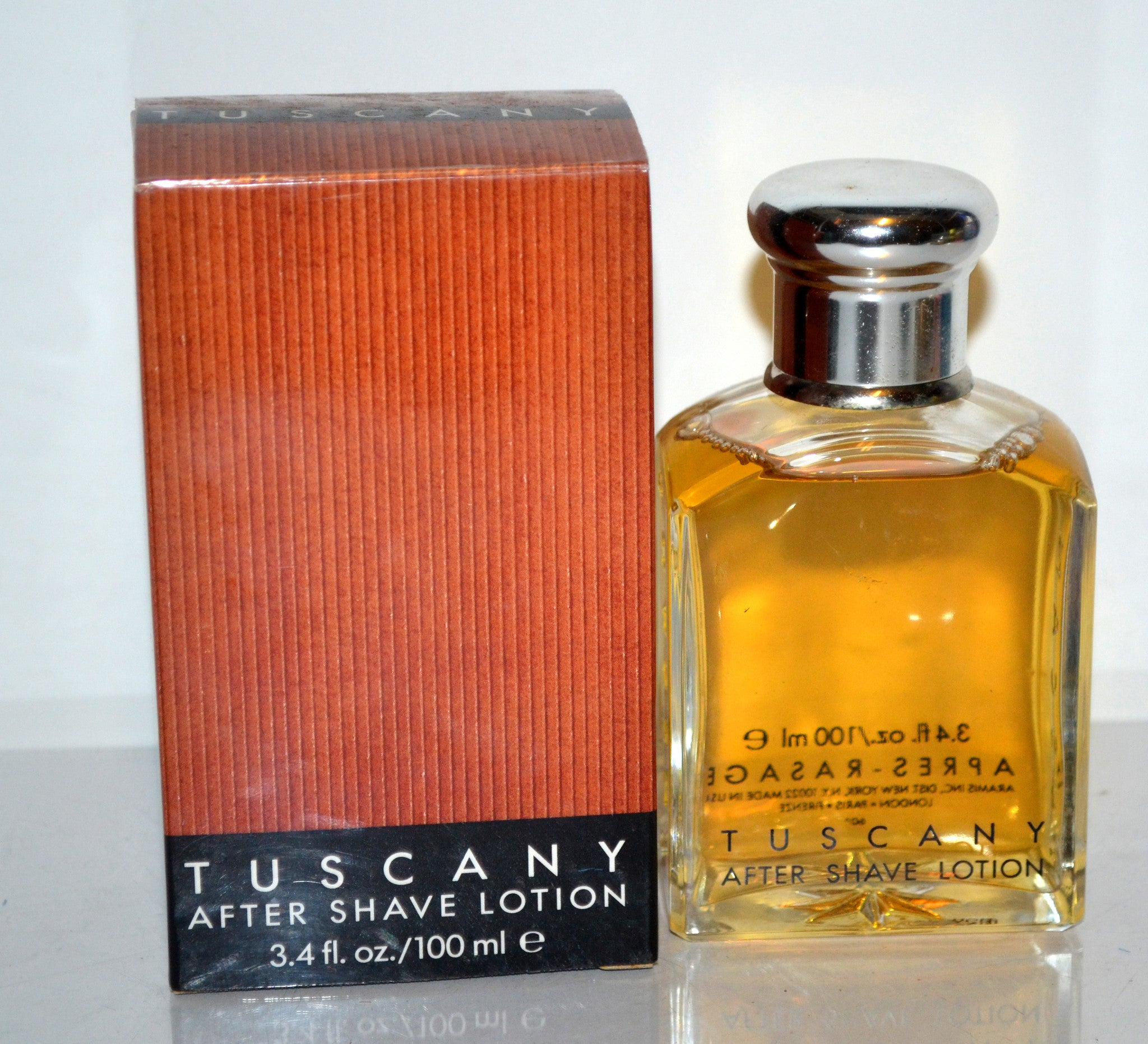 Aramis Tuscany After Shave Lotion