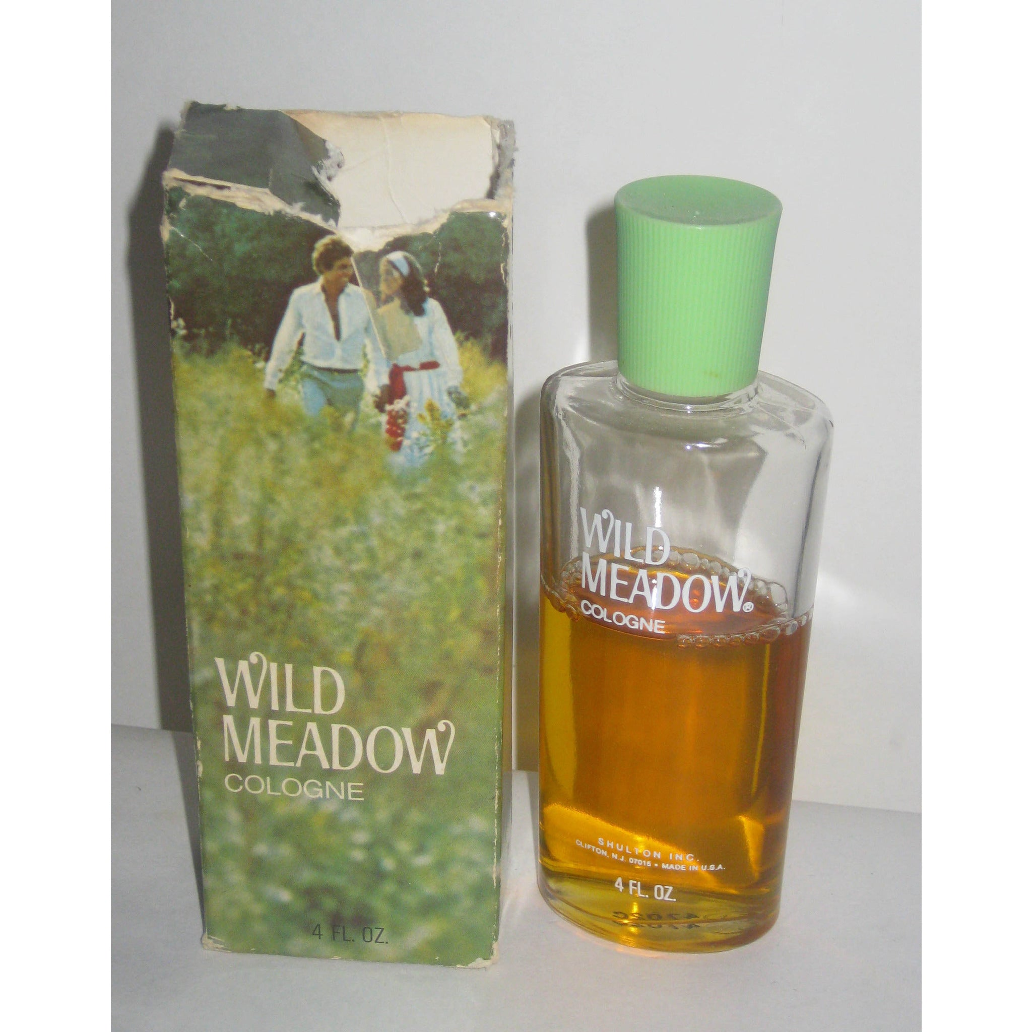 Vintage Shulton Wild Meadow Cologne