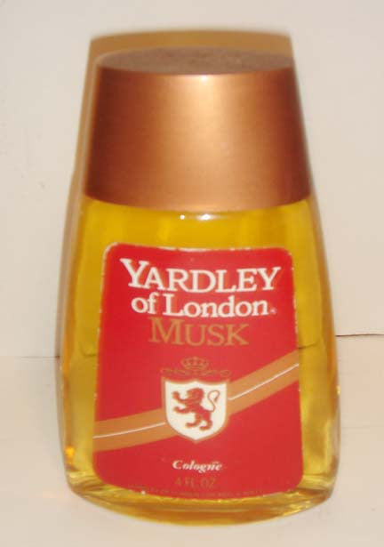 Yardley of London Musk Cologne