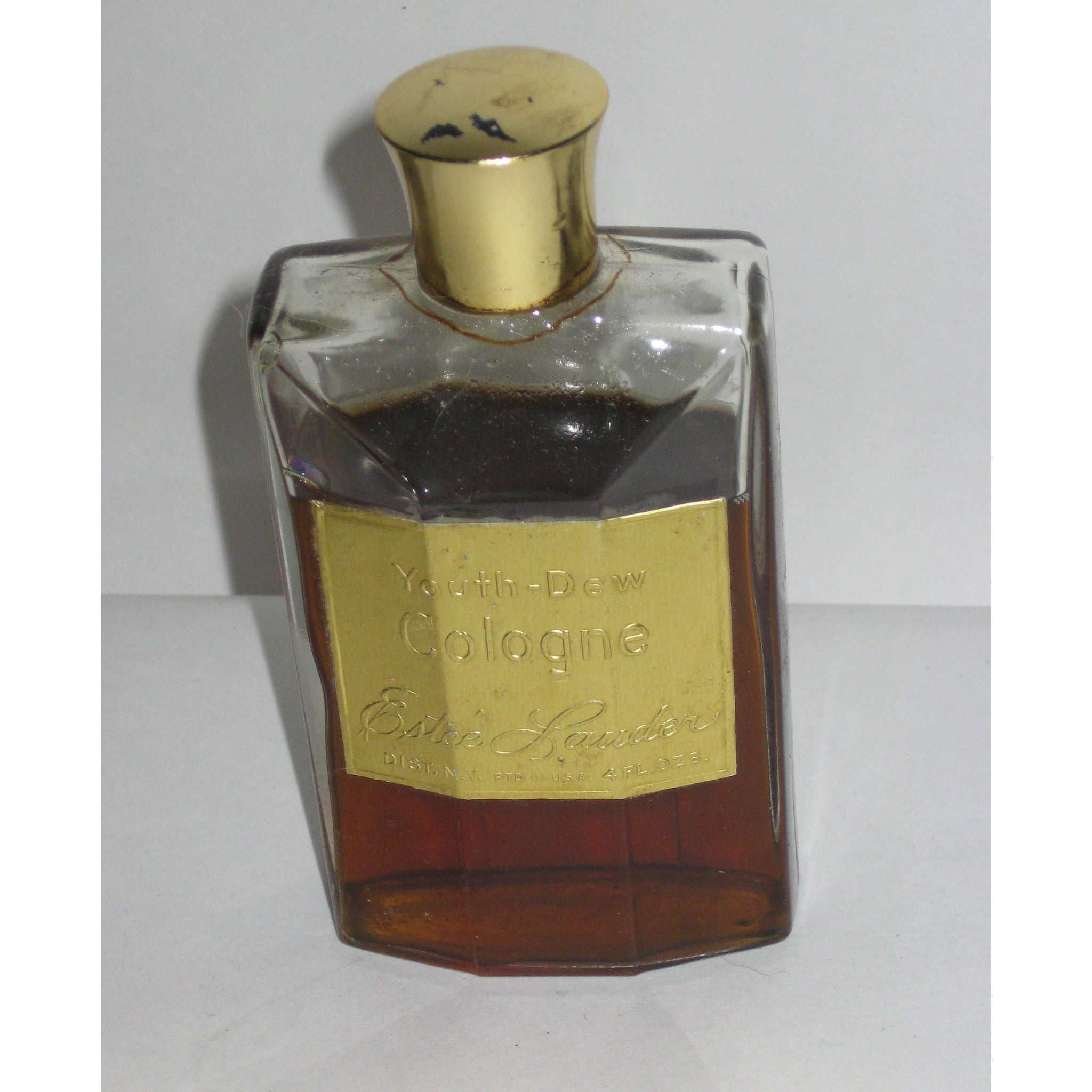 Vintage Youth Dew Cologne By Estee Lauder