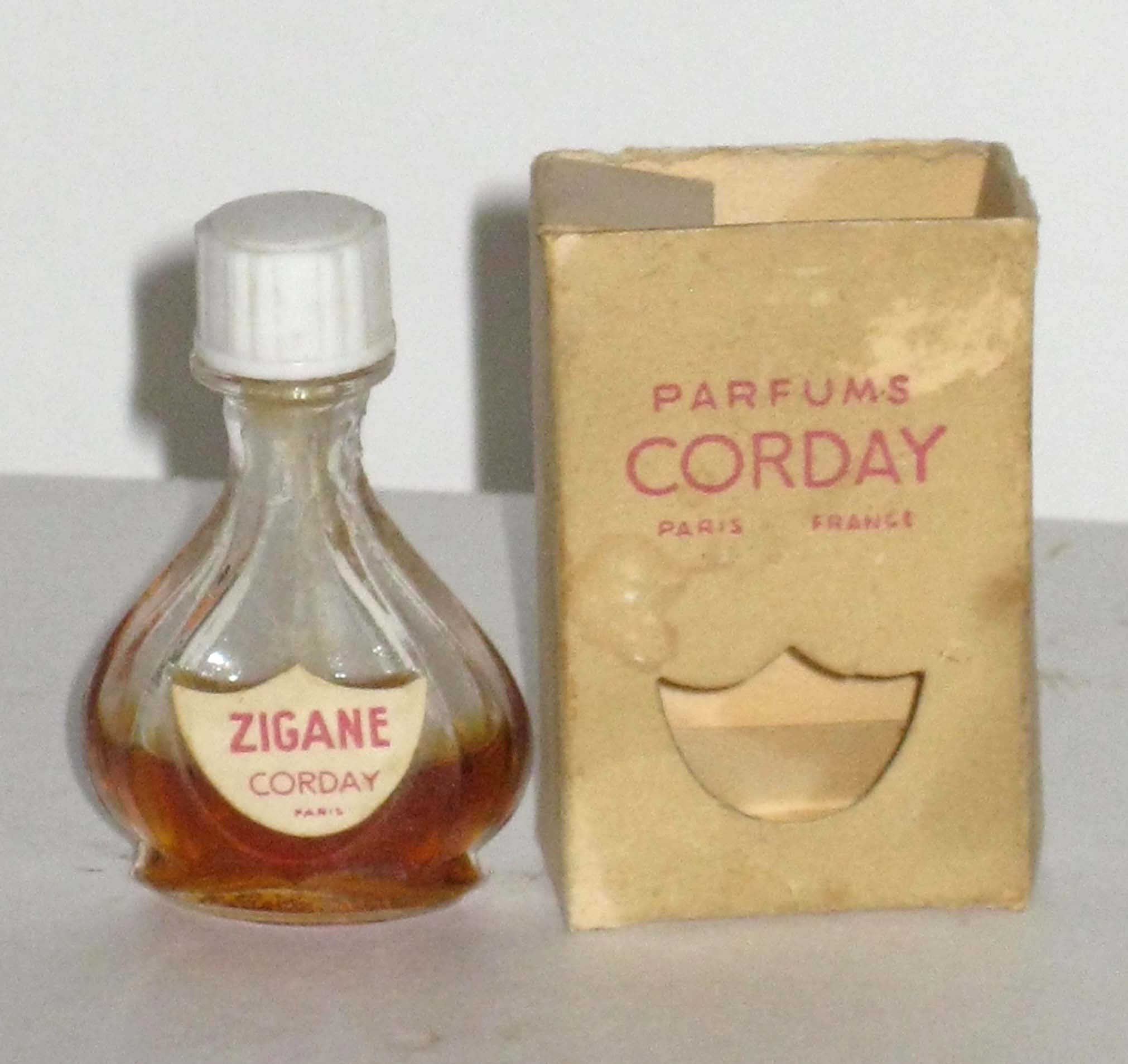 Corday Zigane Perfume Mini