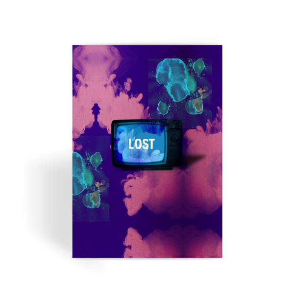 Lost Greeting Card