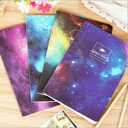 Space Wall Notebooks