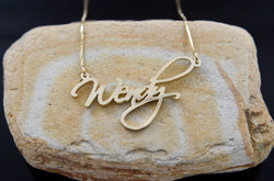 Little Lies Personalized Neckalce