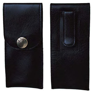 Leather Corkscrew Holster