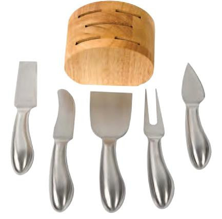 Blocco Cheese Tool Set