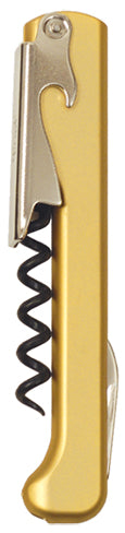 Capitano Waiter's Corkscrew, Sure-Grip Handle (Rubberized)
