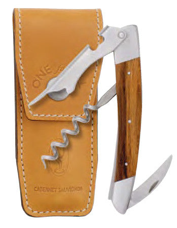 La Vigne French Corkscrew, Cabernet Sauvignon Handle