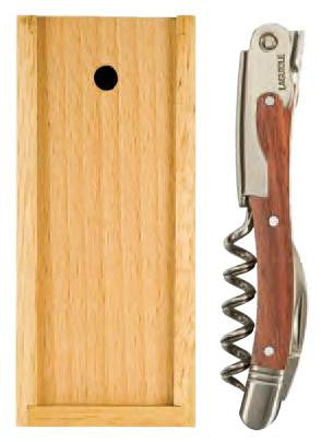 Laguiole Waiter's Corkscrew, Rosewood with Box