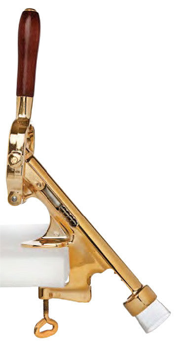 Cedon Uncorking Machine, Gold Plated