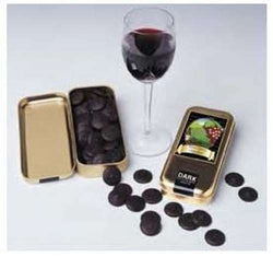 Wine Lover's Collection Gourmet Chocolates for Cabernet, 55% Cocoa, 3.5 oz.