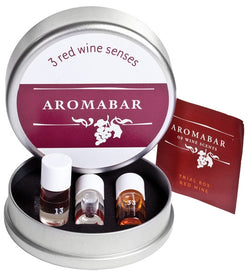 Aromabar Starter Set, Red Wine (3 Set)