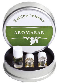 Aromabar Starter Set, White Wine (3 Set)